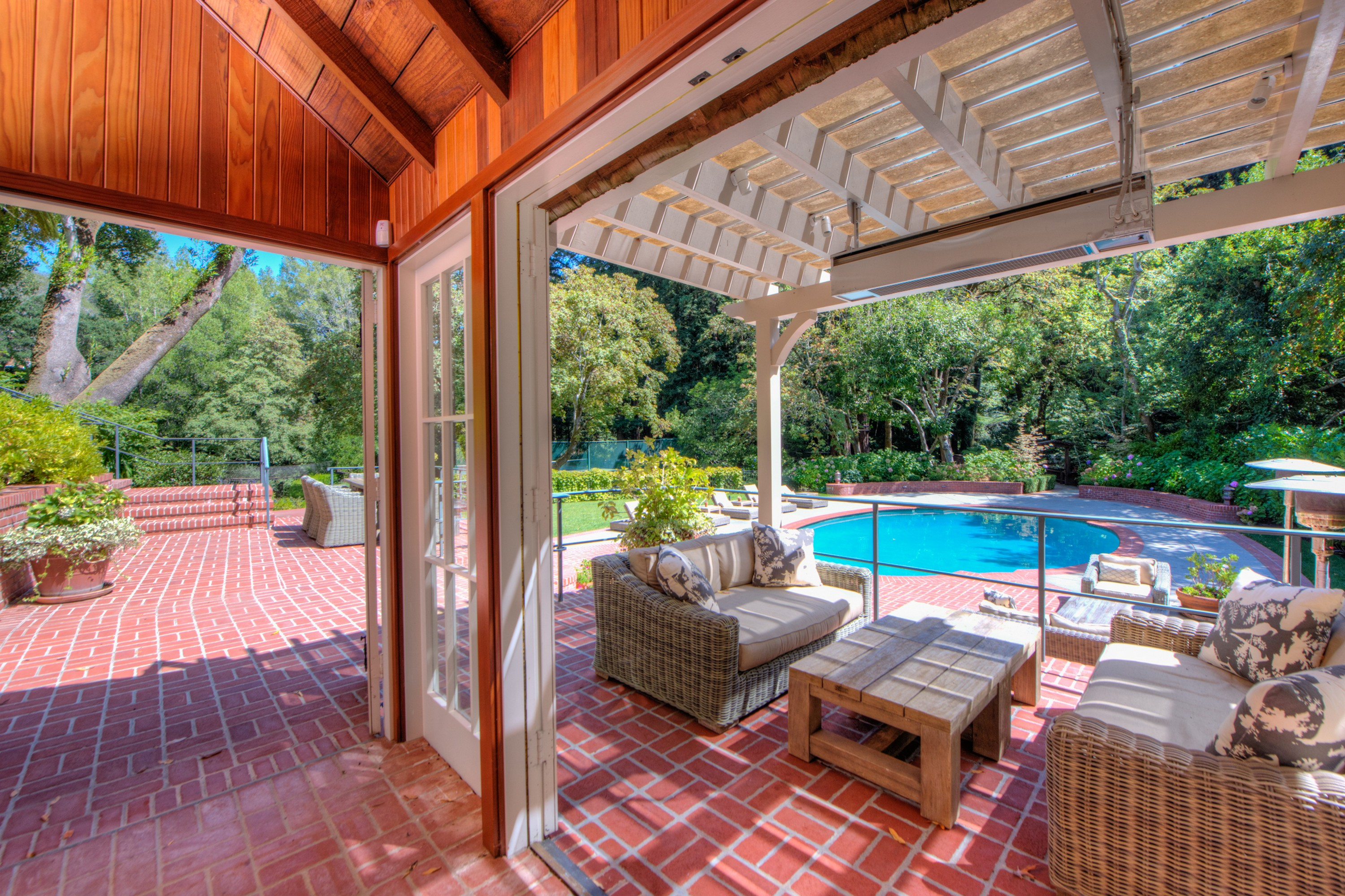 Single Family Home for Sale at Magnificent Ross Estate Compound 1 Upper Road Ross, California 94957 United States
