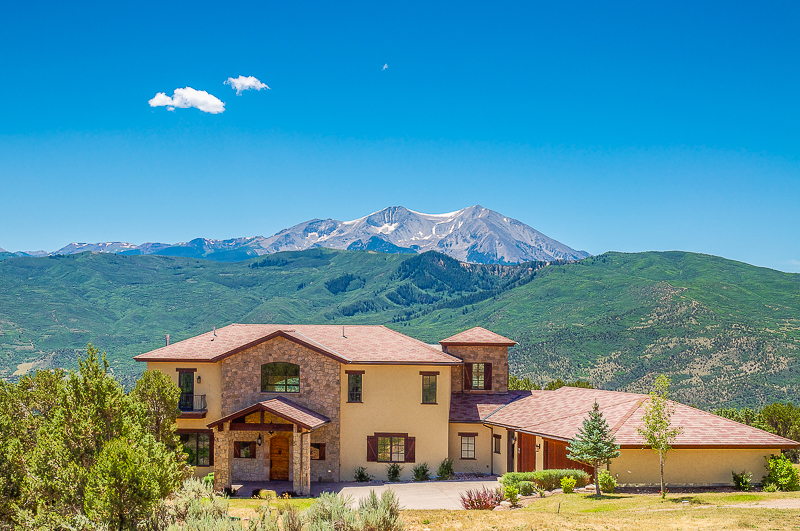 Villa per Vendita alle ore Soderberg, Lot 3 4 Sunrise Lane Carbondale, Colorado 81623 Stati Uniti