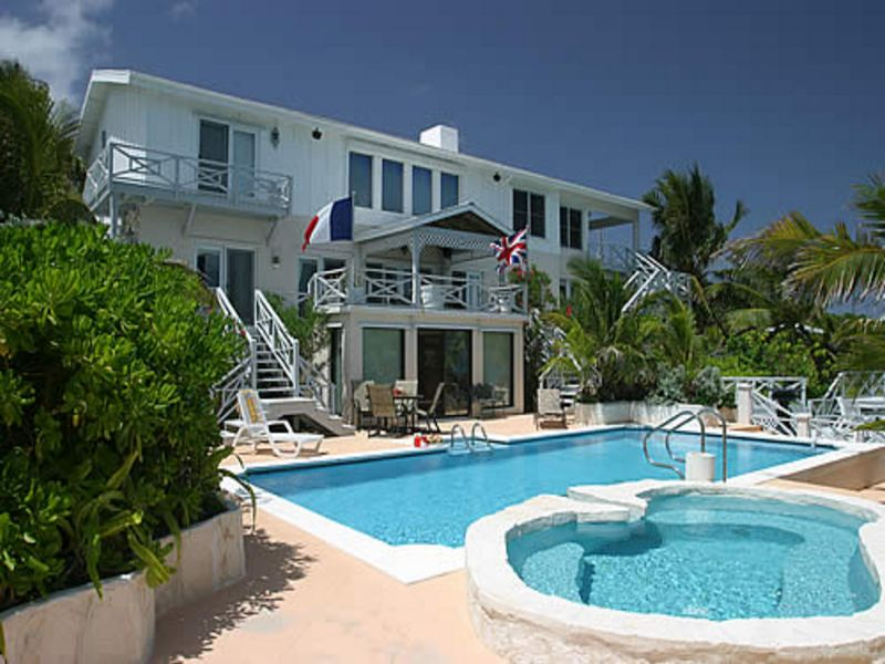 Single Family Home for Sale at The Carrisbrooke Estate Sleepy Shore Drive Rainbow Bay, Eleuthera 0 Bahamas