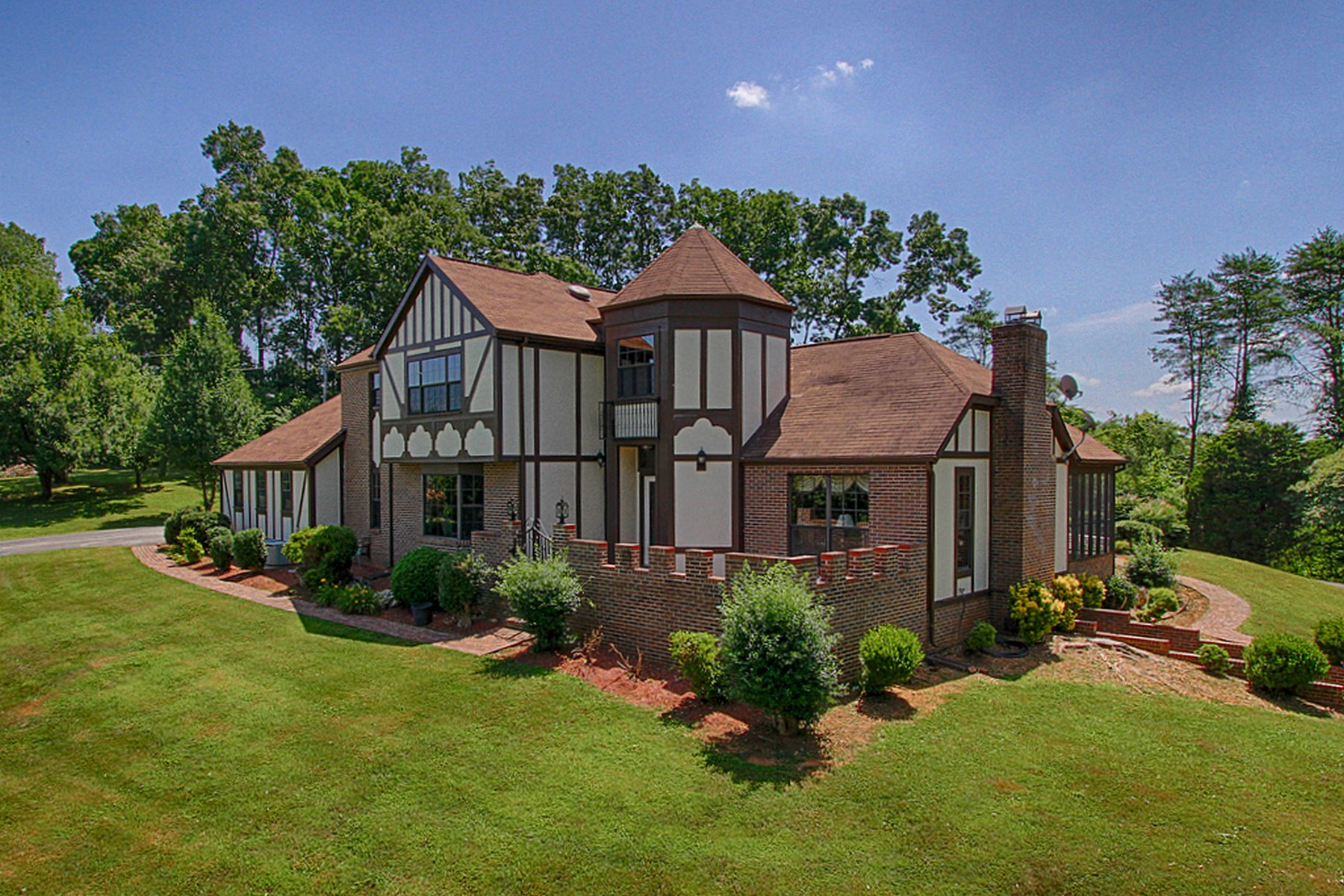 Property For Sale at Classic Tudor on 11 Private Acres