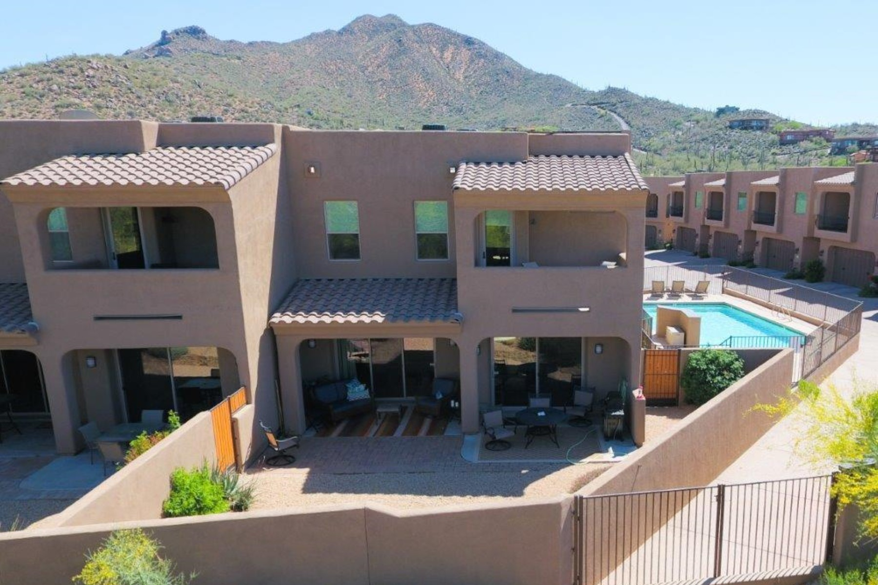 sales property at Spotless and upgraded home in Sonoran Villas