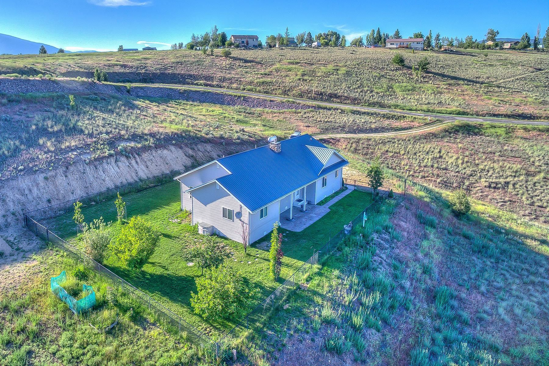 Casa para uma família para Venda às 4974 Fox Gulch Road Stevensville, Montana 59870 Estados Unidos
