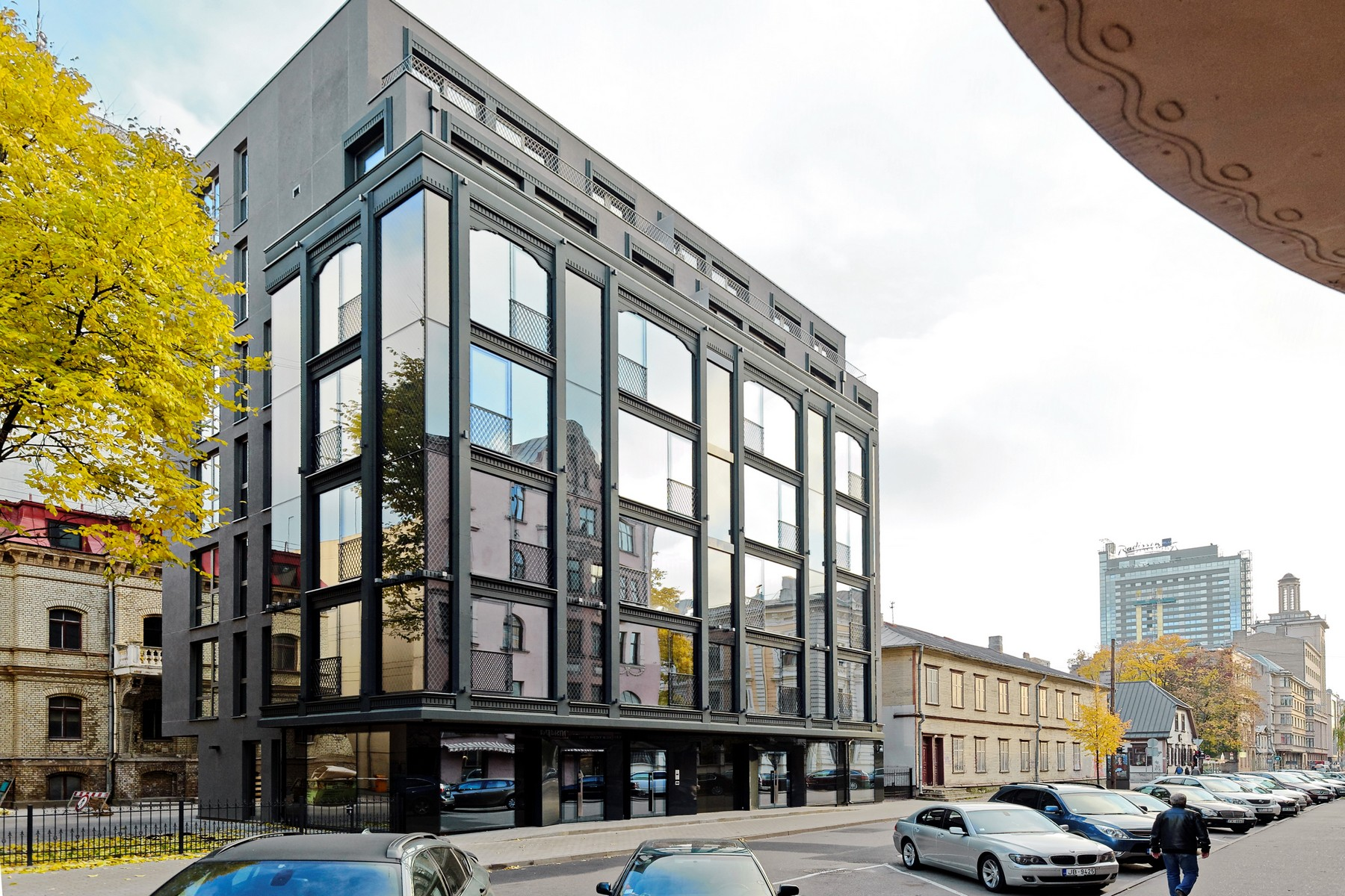 sales property at Great apartment with a terrace in the Club Central Residence new development