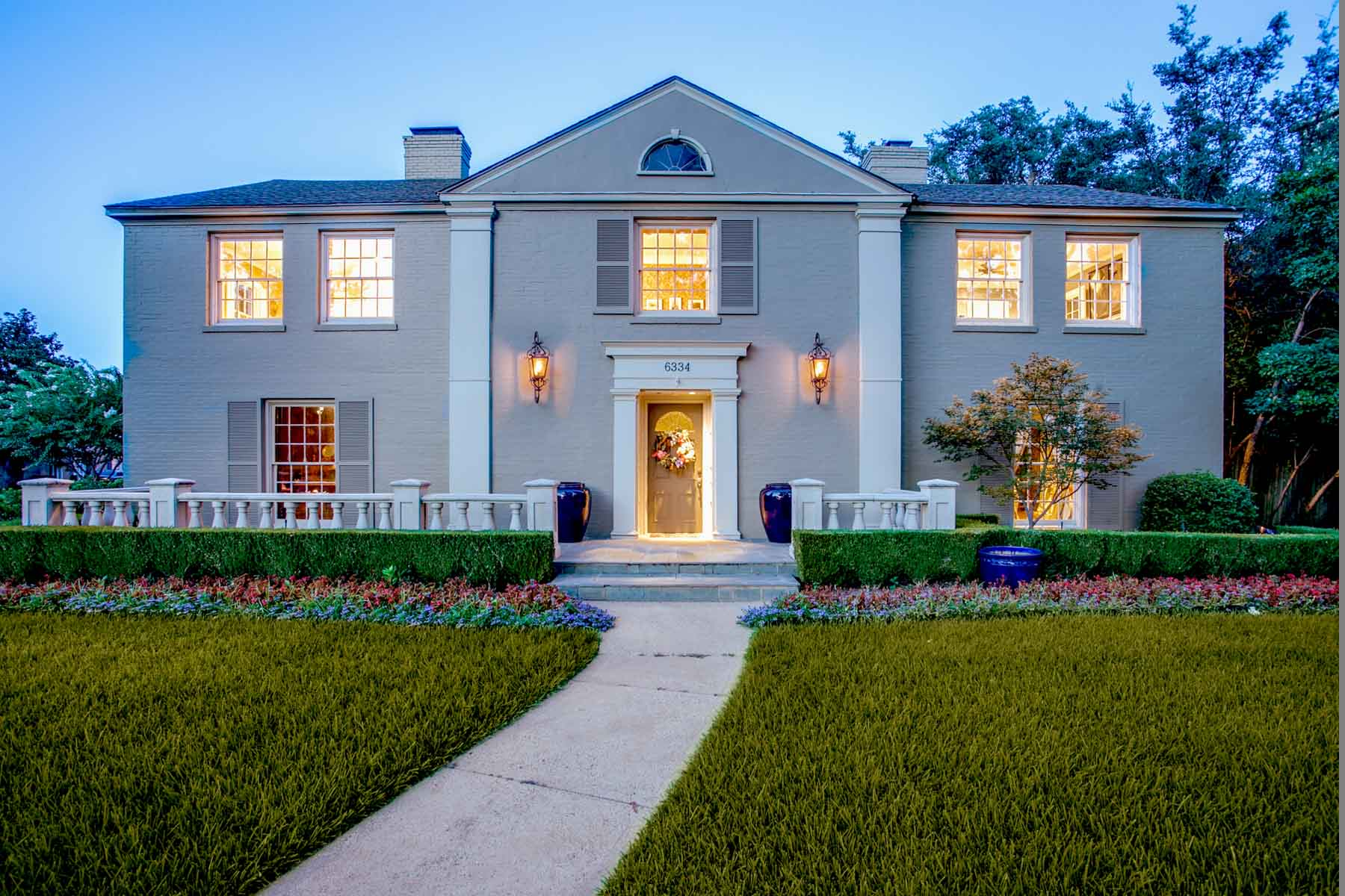 Villa per Vendita alle ore Extraordinary Park Cities Traditional 6334 Westchester Drive Dallas, Texas, 75205 Stati Uniti