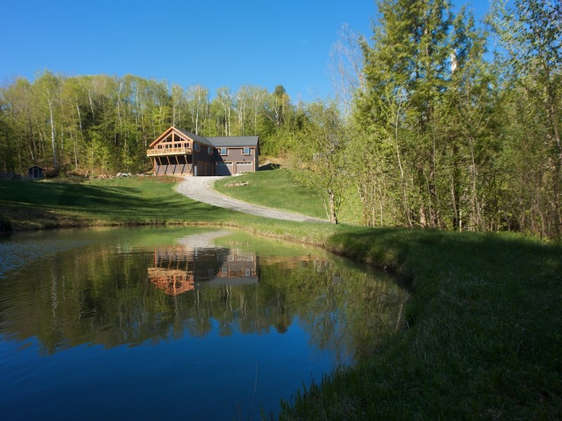 Single Family Home for Sale at Versatile Property 326 Private Ridges Rd Morristown, Vermont 05661 United States