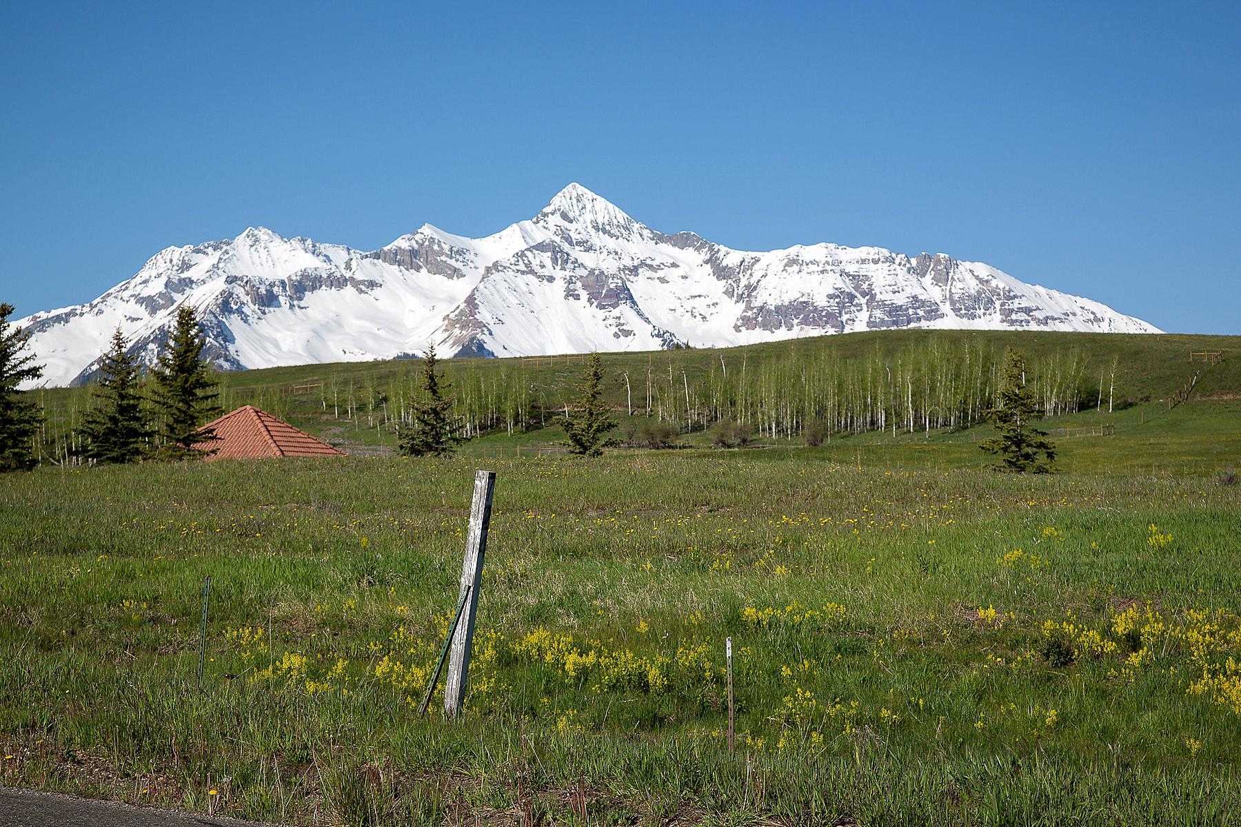 Terreno para Venda às Lot 725, TBD Benchmark Drive Lot 725, TBD Adams Ranch Road Telluride, Colorado, 81435 Estados Unidos