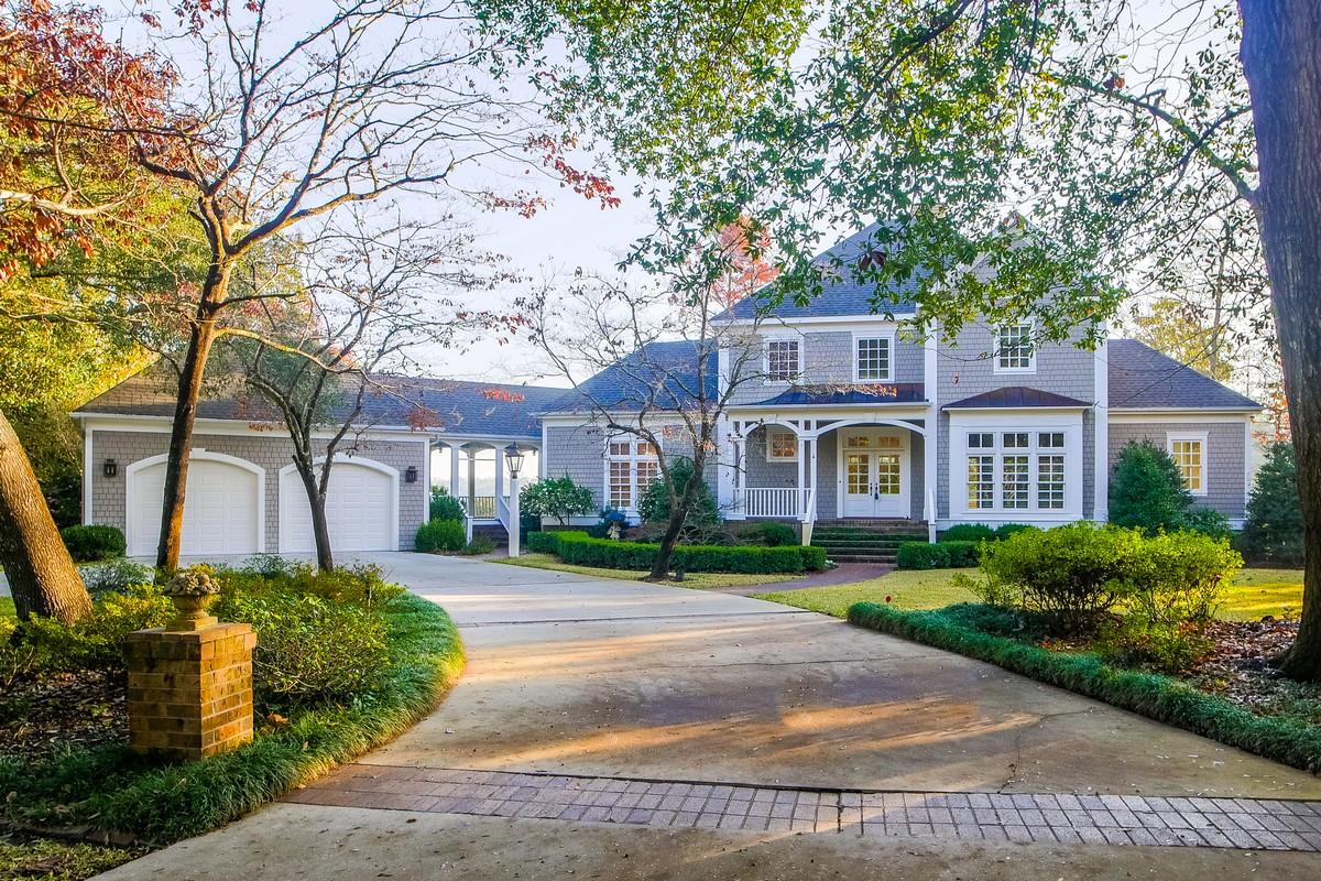Single Family Home for Sale at Exquisite Creeks Edge 7117 E Creeks Edge Dr Wilmington, North Carolina, 28409 United States