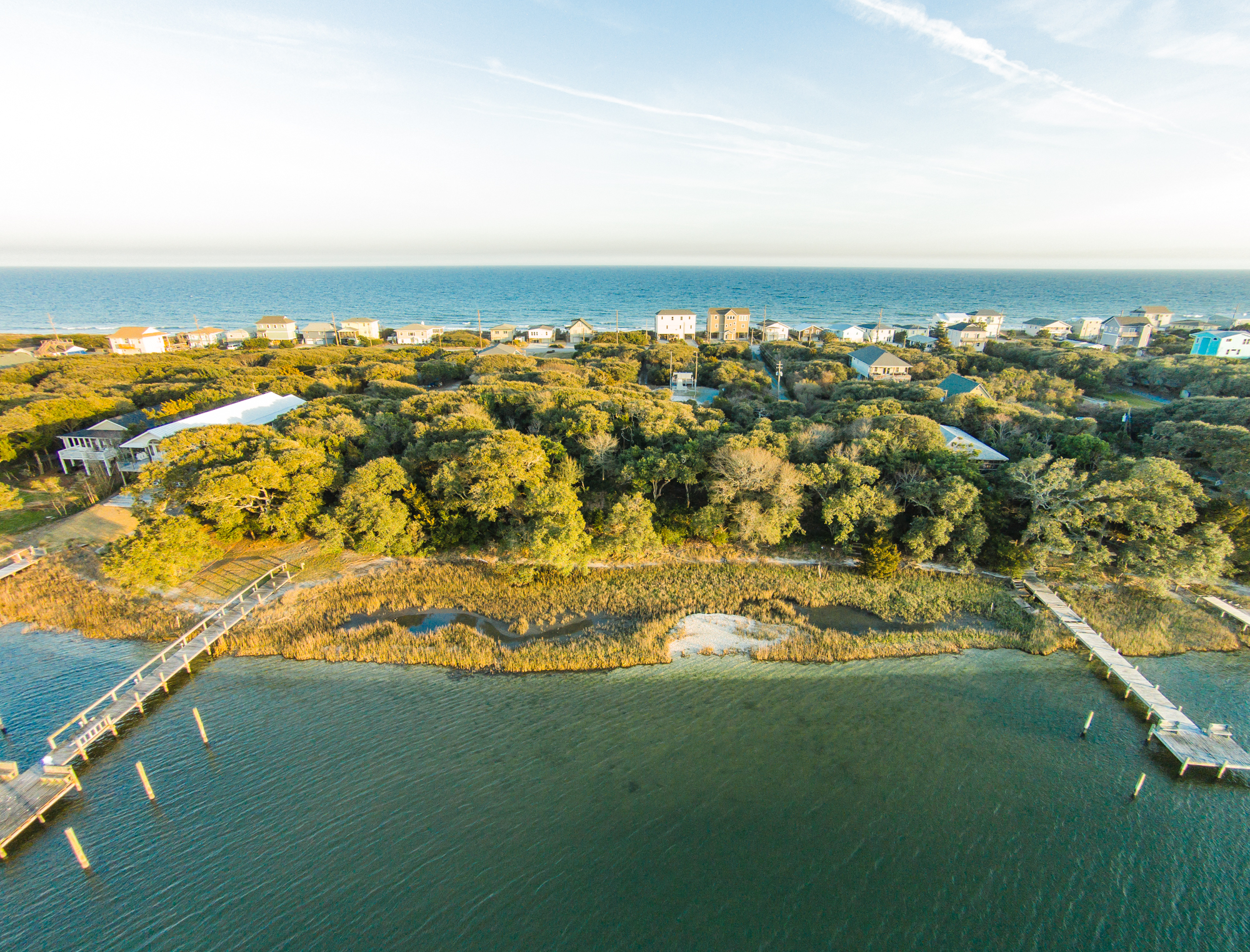 Land for Sale at Soundfront Lot TBD-2 N Anderson Blvd Topsail Beach, North Carolina, 28445 United States