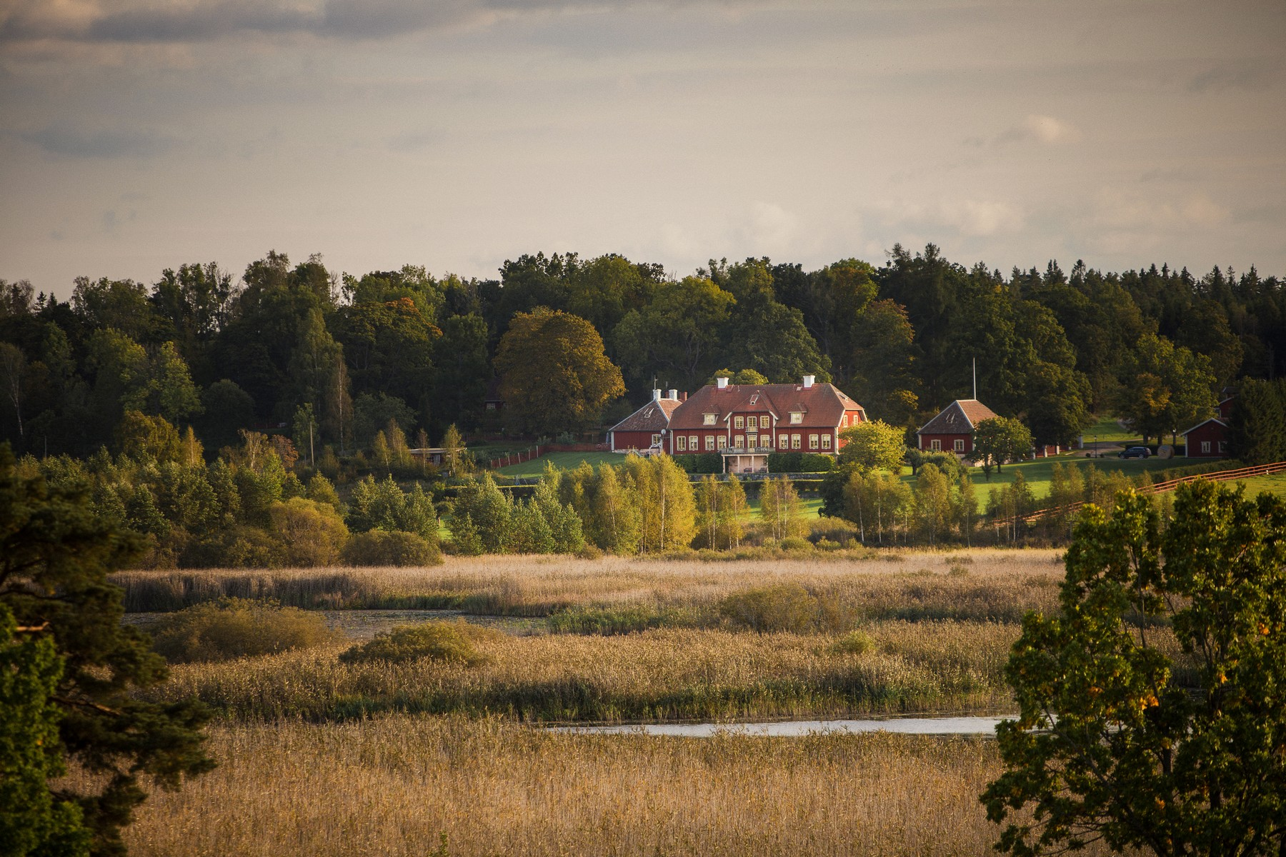 sales property at Distinguished Mansion in the heart of Södermanland
