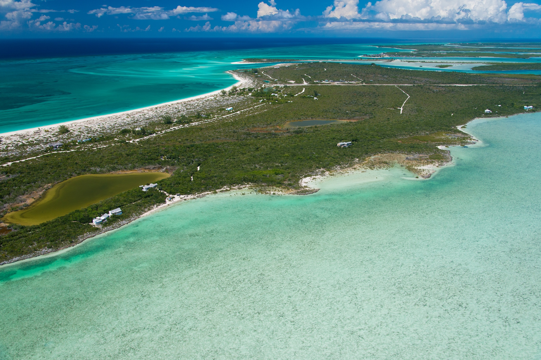 Property Of Ocean Front Pine Cay Parcels