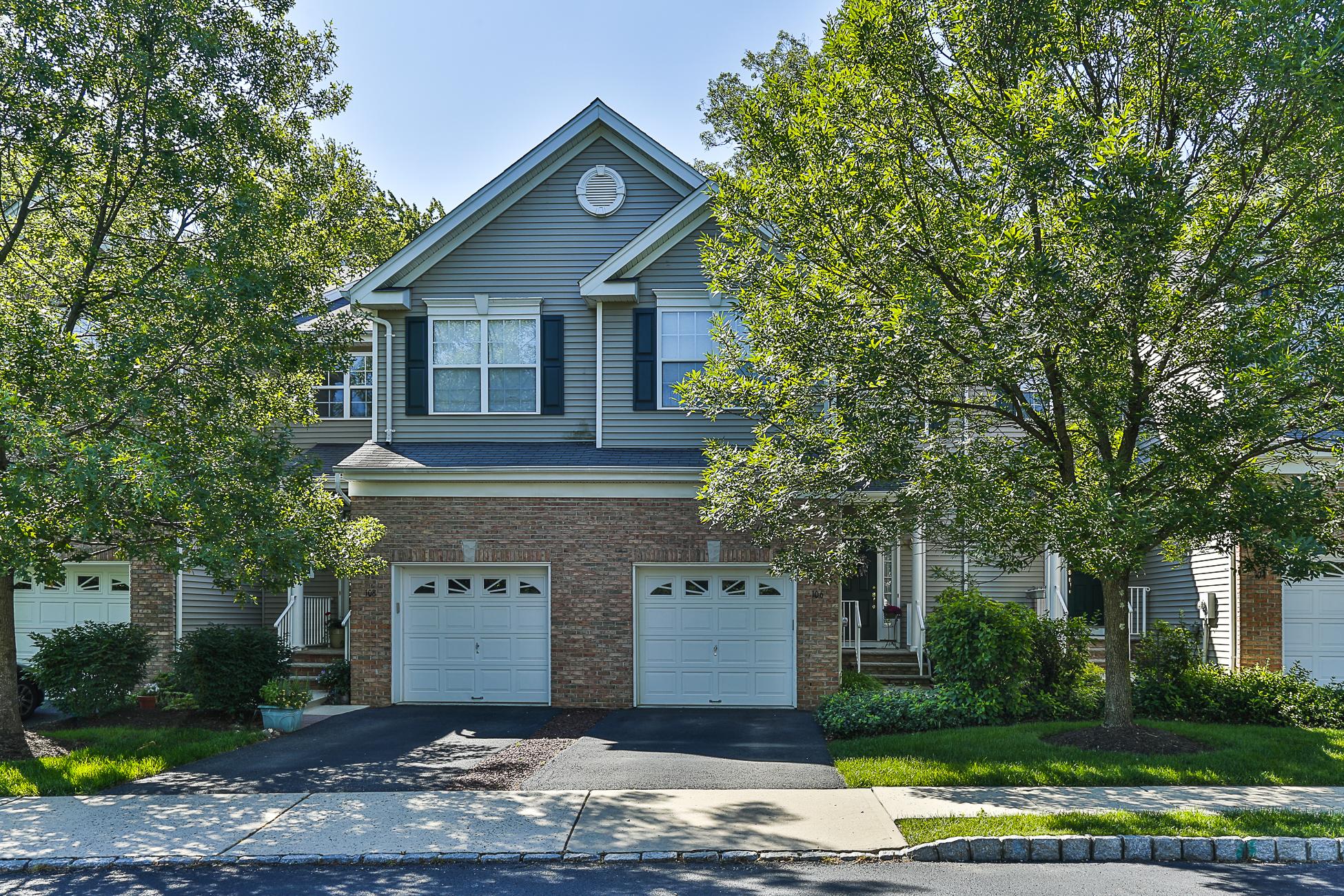 联栋屋 为 销售 在 Pristine in Montgomery Hills - Montgomery Township 106 Jackson Avenue Princeton, 新泽西州 08540 美国