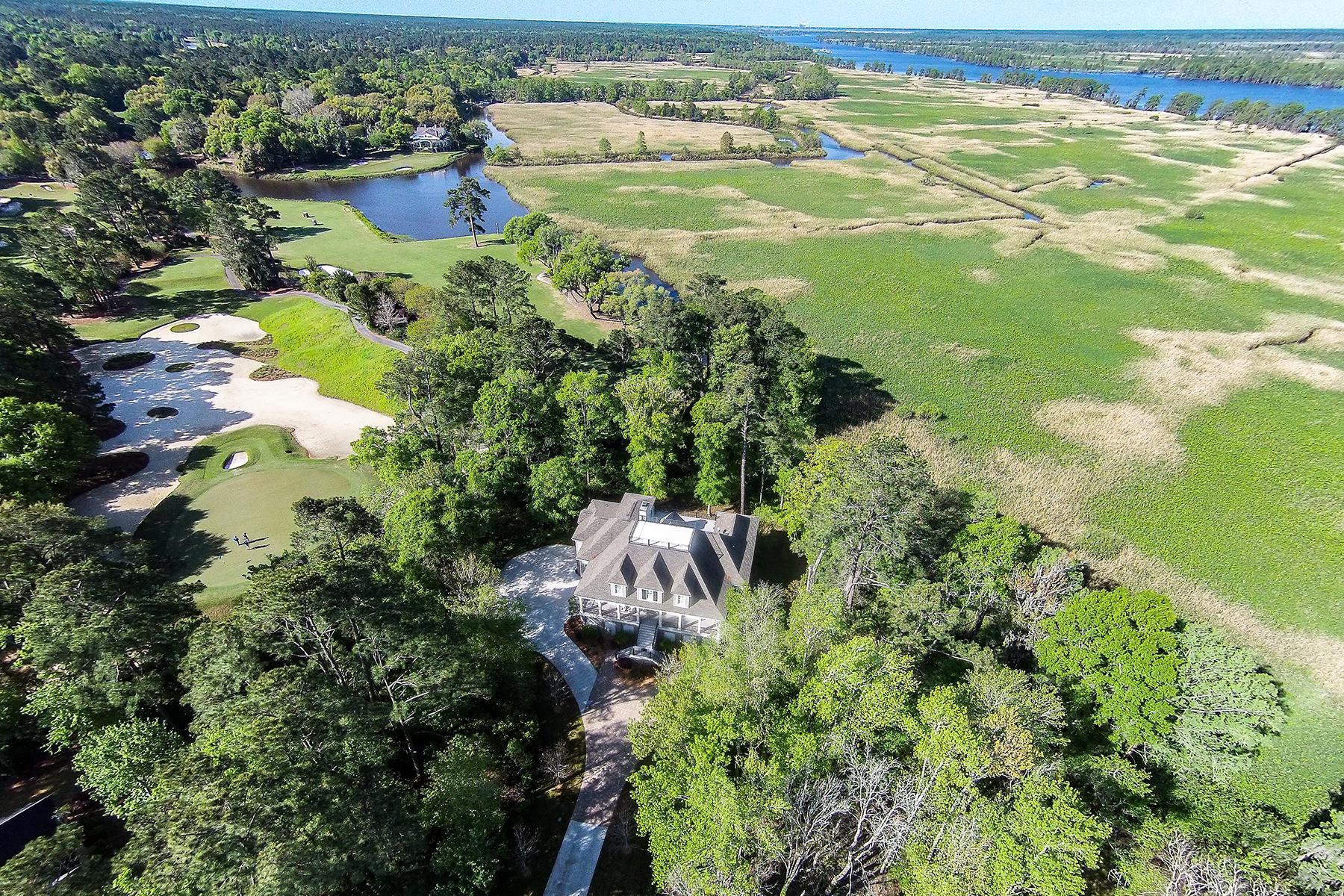 Casa para uma família para Venda às 171 Olde Canal Loop Pawleys Island, Carolina Do Sul, 29585 Estados Unidos