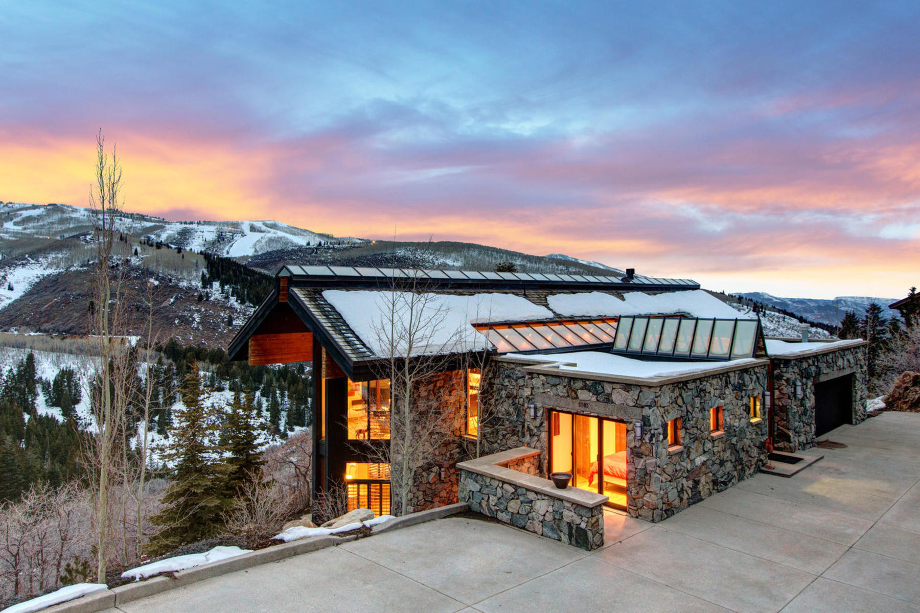 Single Family Home for Sale at Unparalleled Forever Views 5780 Silver Lake Dr Park City, Utah, 84060 United States