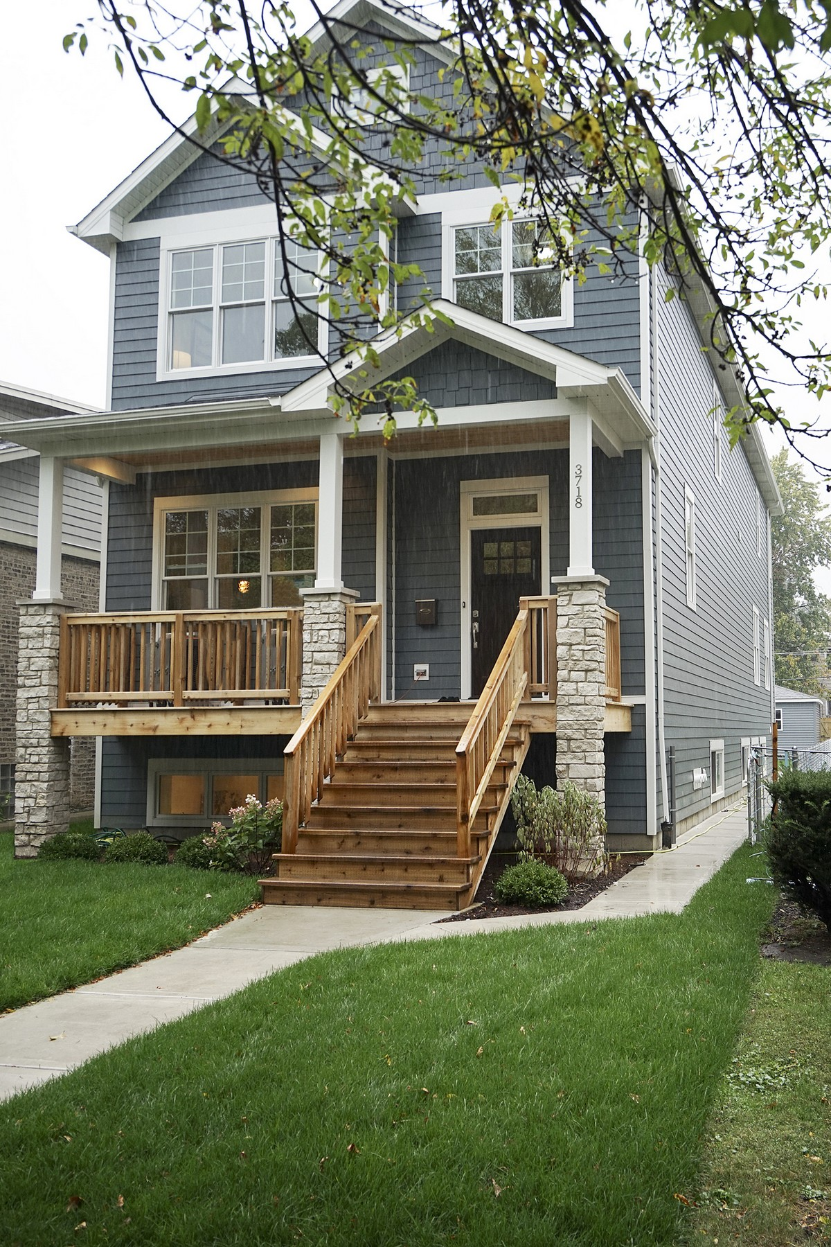 独户住宅 为 销售 在 Pre-Construction Opportunity 3718 N Kedvale Avenue 芝加哥, 伊利诺斯州, 60641 美国