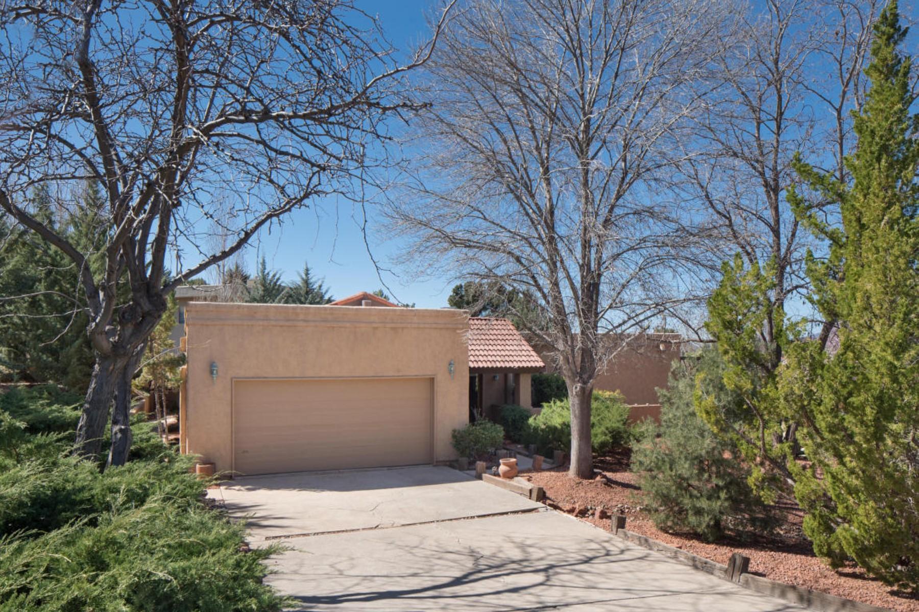 一戸建て のために 売買 アット Hidden gem in the heart of West Sedona 240 Rockridge Drive Sedona, アリゾナ, 86336 アメリカ合衆国