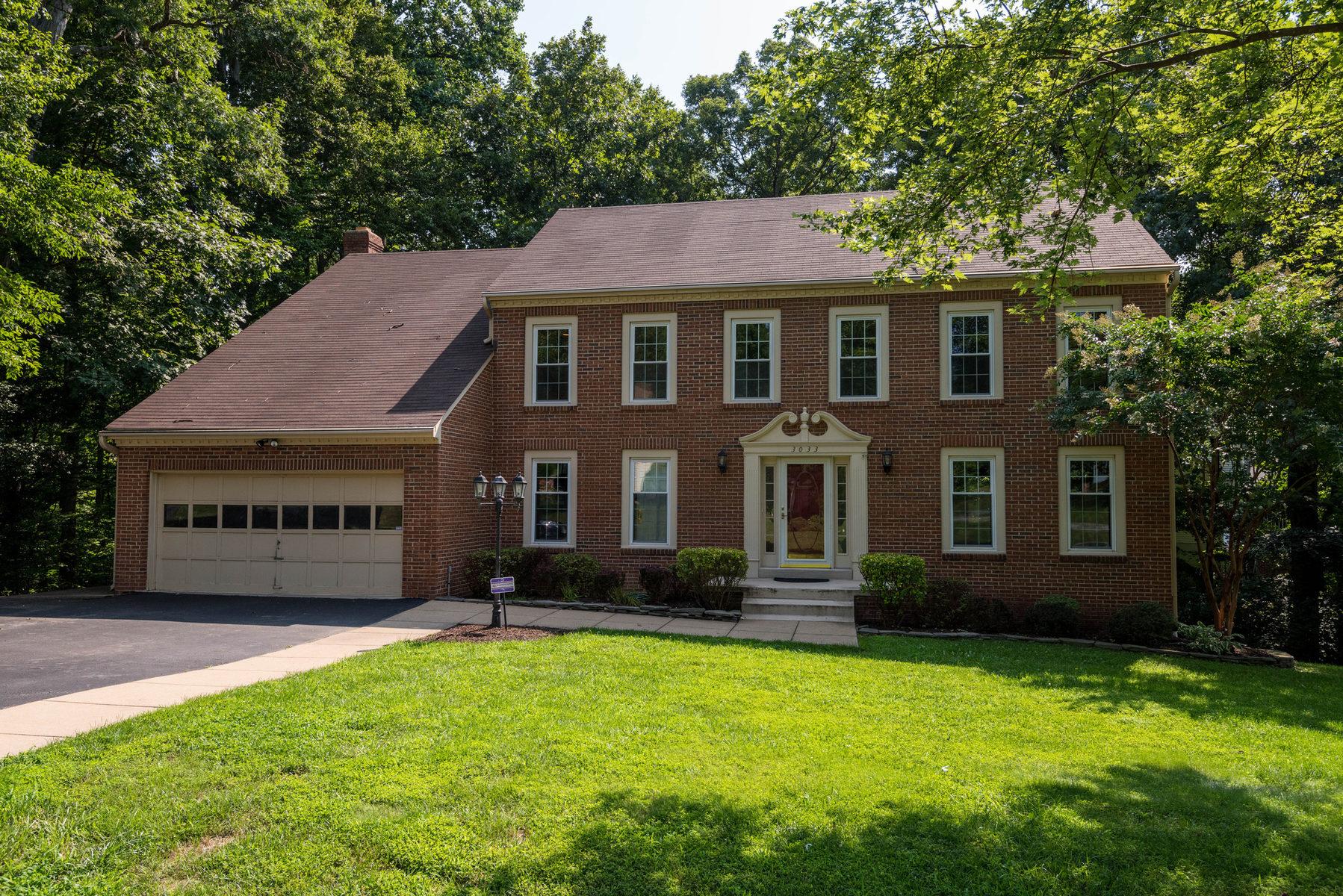Casa Unifamiliar por un Venta en 3033 Jenny, Woodbridge 3033 Jenny Ln Woodbridge, Virginia 22192 Estados Unidos