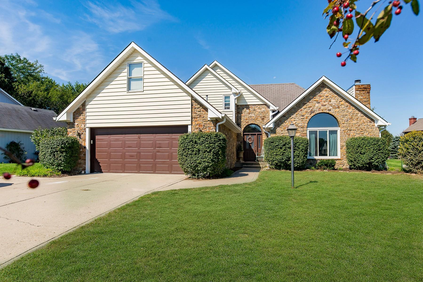 Single Family Home for Sale at Fabulous Home! 1724 Sunrise Circle Indianapolis, Indiana, 46229 United States