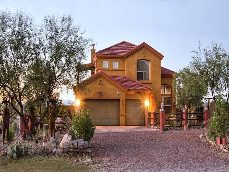 Single Family Home for Sale at Beautiful Multi-Level Home 272 Camino Josefina Rio Rico, Arizona, 85648 United States