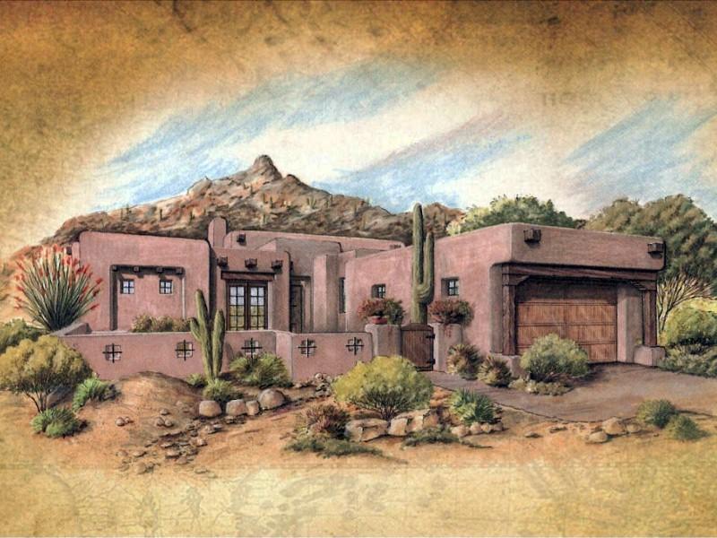 一戸建て のために 売買 アット Luxury New Build in Privada of North Scottsdale 10585 E Crescent Moon Dr #8 Scottsdale, アリゾナ 85262 アメリカ合衆国