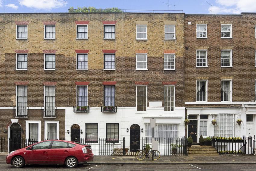獨棟家庭住宅 為 出售 在 Upper Montagu Street London, 英格蘭 W1H1FQ 英國