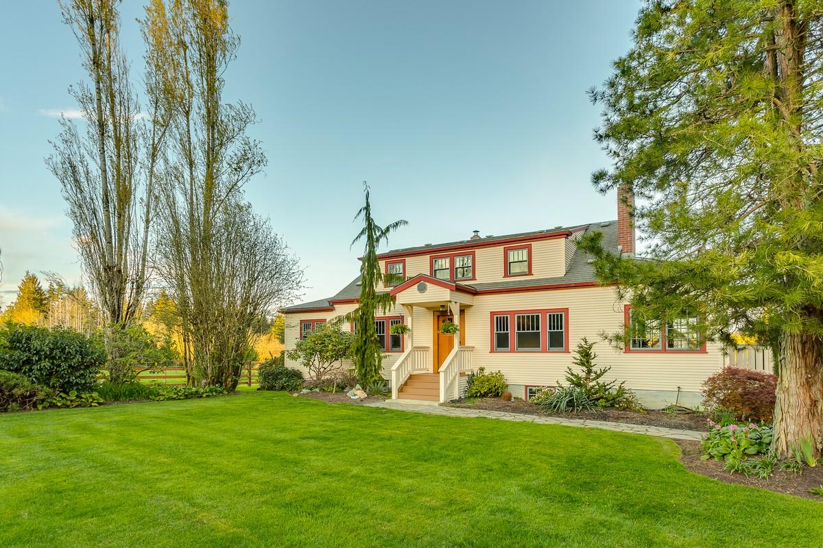 Nhà ở một gia đình vì Bán tại Spring Meadow Farm 5207 123rd Ave NE Lake Stevens, Washington 98258 Hoa Kỳ