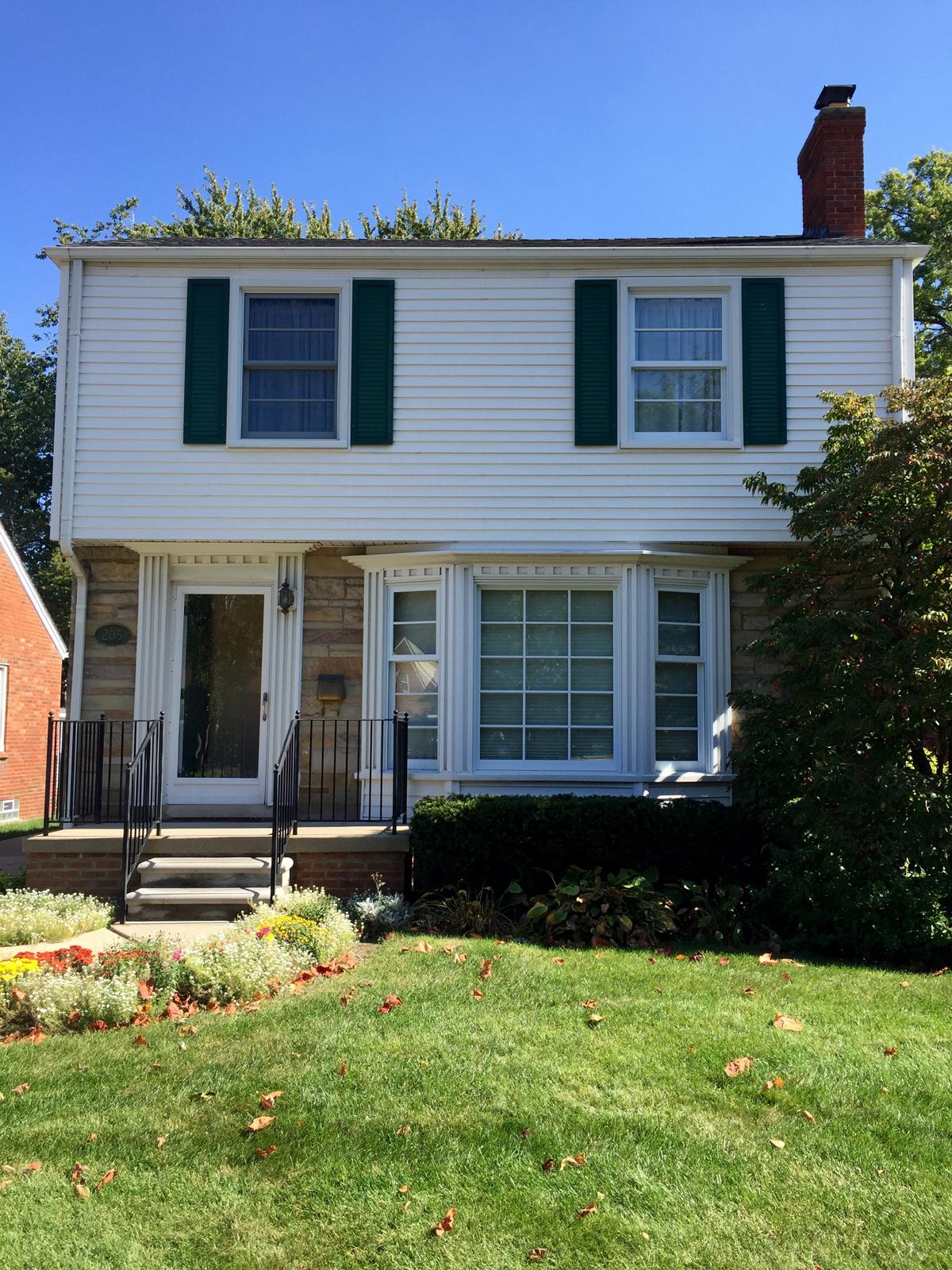 Einfamilienhaus für Verkauf beim Dearborn 205 Elmwood Street Dearborn, Michigan 48124 Vereinigte Staaten