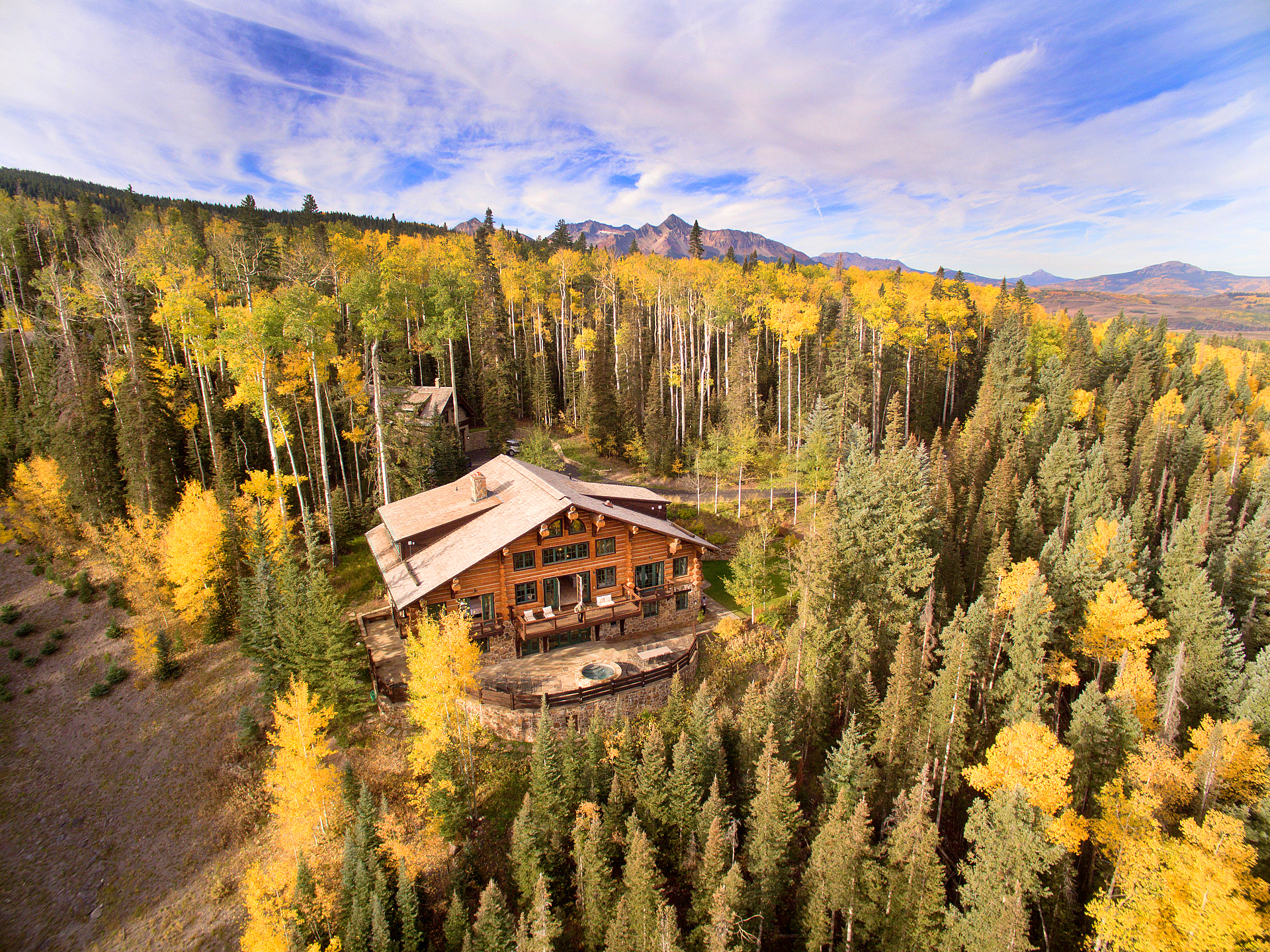 Single Family Home for Sale at European Style Estate, 427 Benchmark 427 Benchmark Drive Mountain Village Mountain Village, Telluride, Colorado 81435 United States