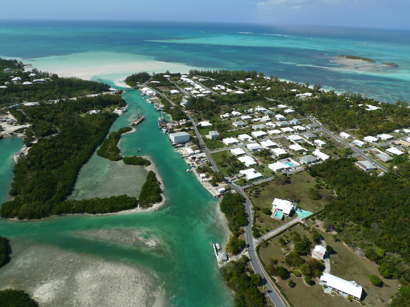 Land for Sale at 2 Vacant Lots - 28th Street Spanish Wells, Eleuthera Bahamas