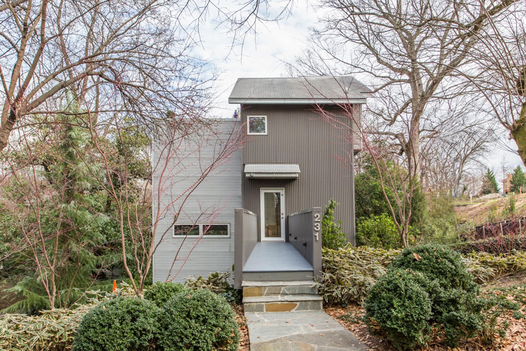 Moradia para Venda às Rare opportunity for a Modern Oasis in the heart of Historic Inman Park 231 Degress Avenue NE Inman Park, Atlanta, Geórgia, 30307 Estados Unidos