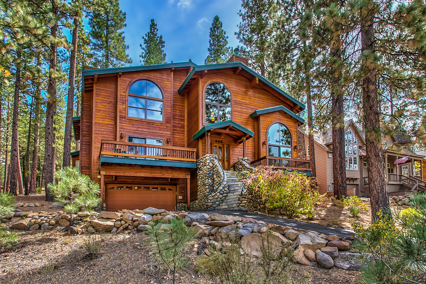 Single Family Home for Sale at 386 Skidder Trail Northstar, Truckee, California 96161 United States