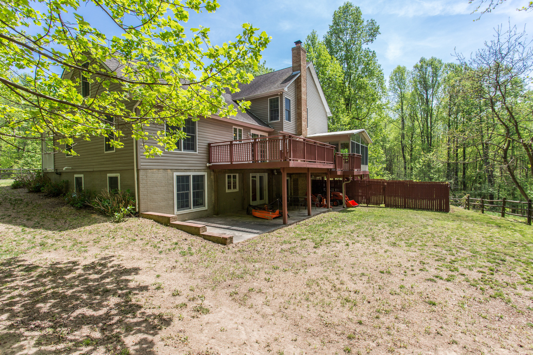 Additional photo for property listing at West End Farms 10607 Brookes Reserve Rd Upper Marlboro, Мэриленд 20772 Соединенные Штаты