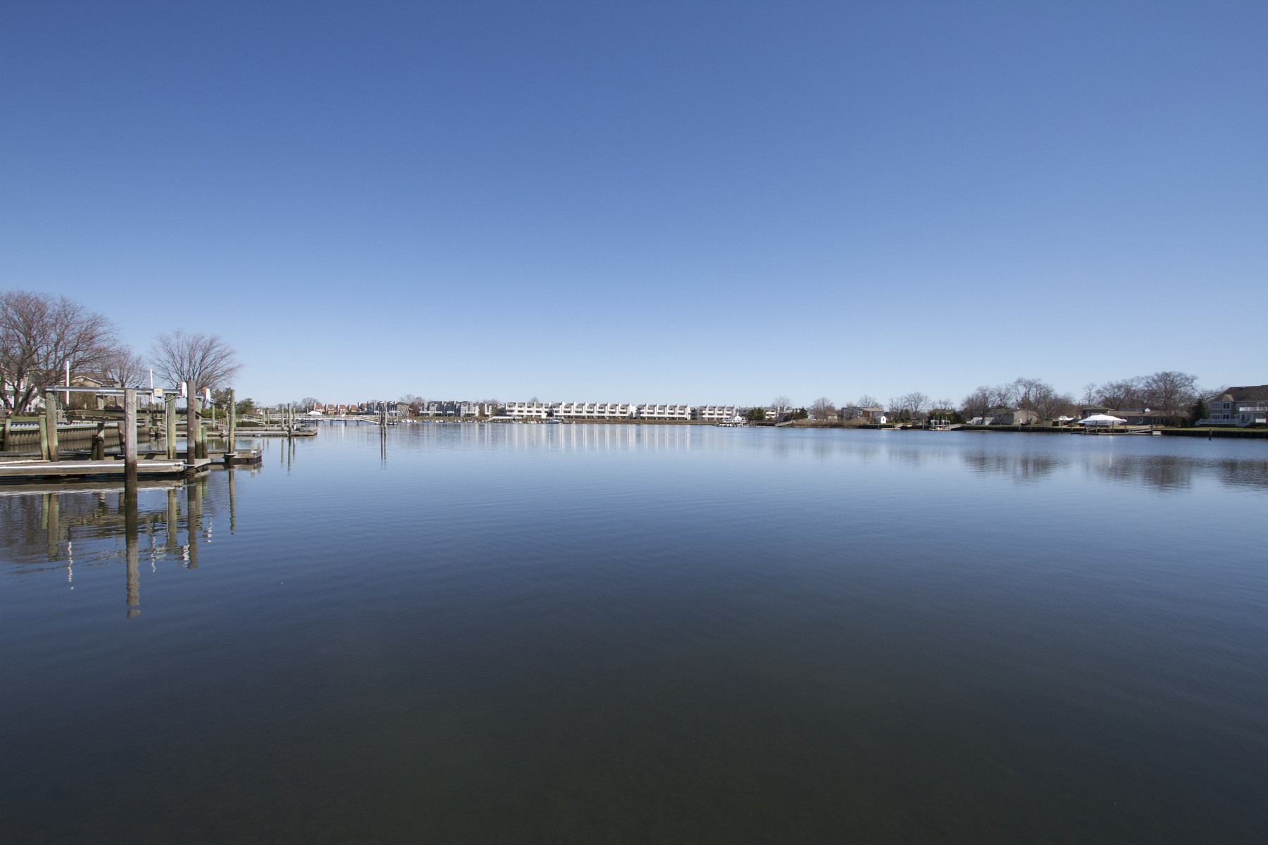Single Family Home for Sale at Tranquil Waterfront Location 7 Wardell Circle Oceanport, New Jersey, 07757 United States