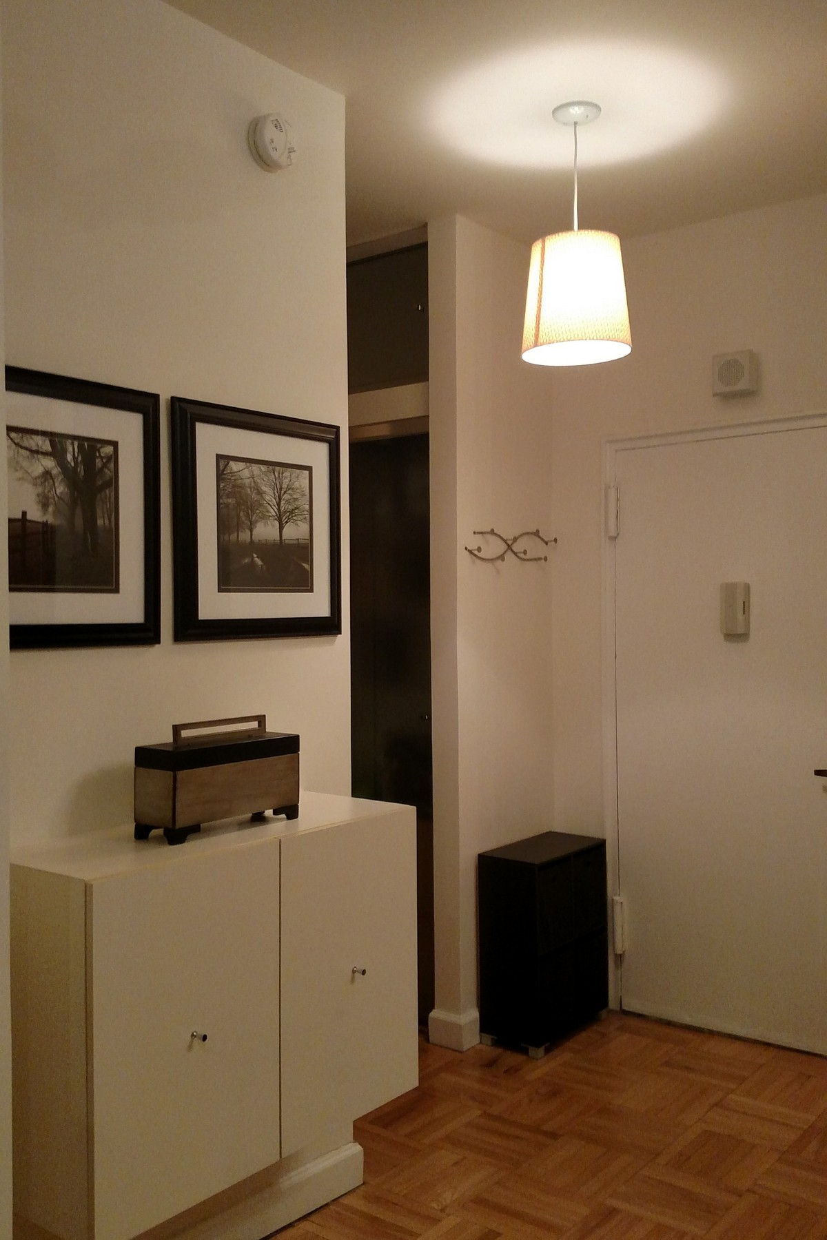 Property Of Completely renovated one bedroom on top floor!