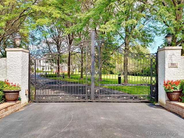 独户住宅 为 销售 在 861 Oldfield Road 纳斯格罗夫, 伊利诺斯州, 60516 美国
