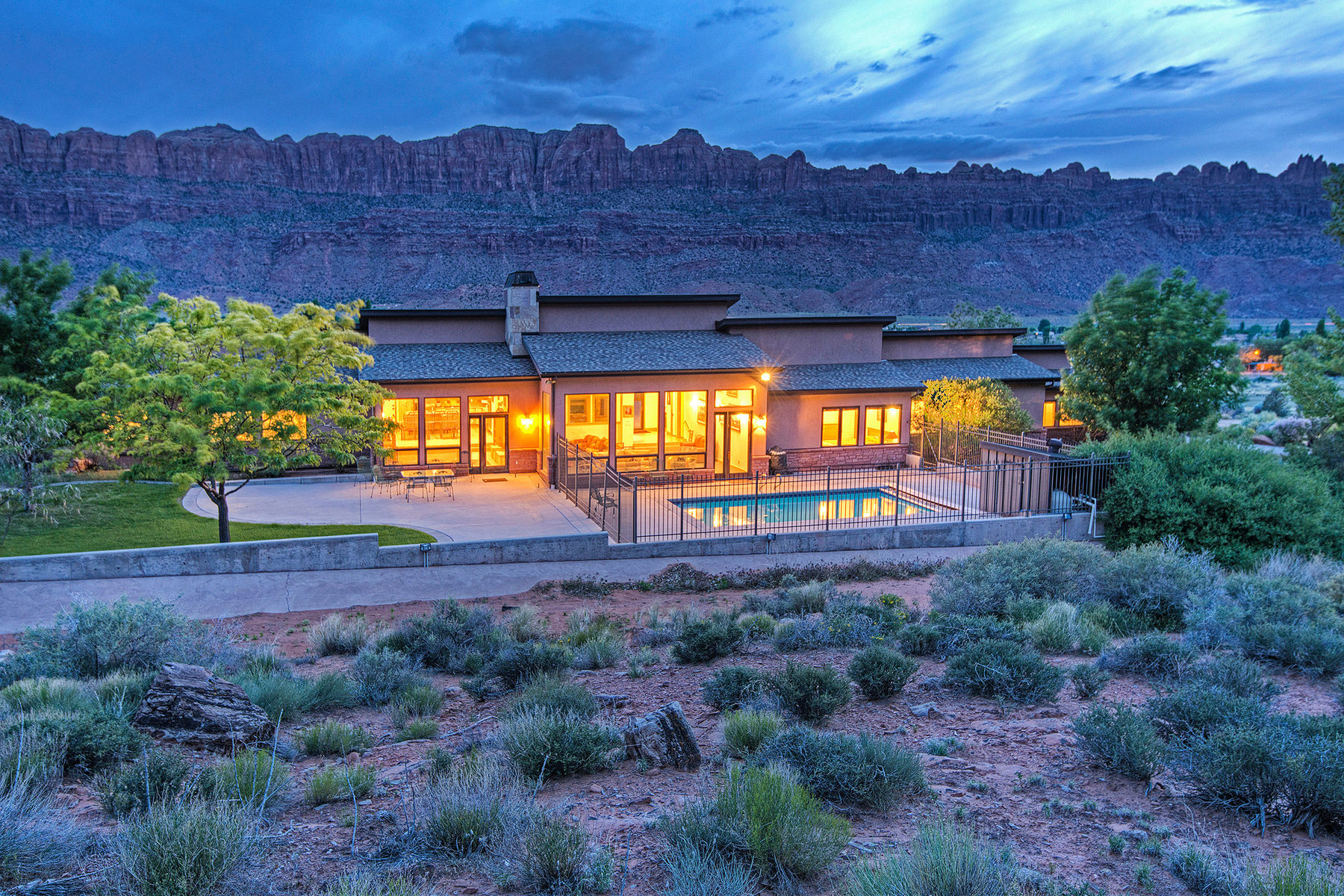 sales property at Moab Retreat on 48 Acres