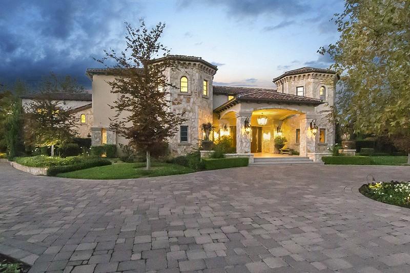 一戸建て のために 売買 アット 25305 Prado De Los Suenos Calabasas, カリフォルニア, 91302 アメリカ合衆国