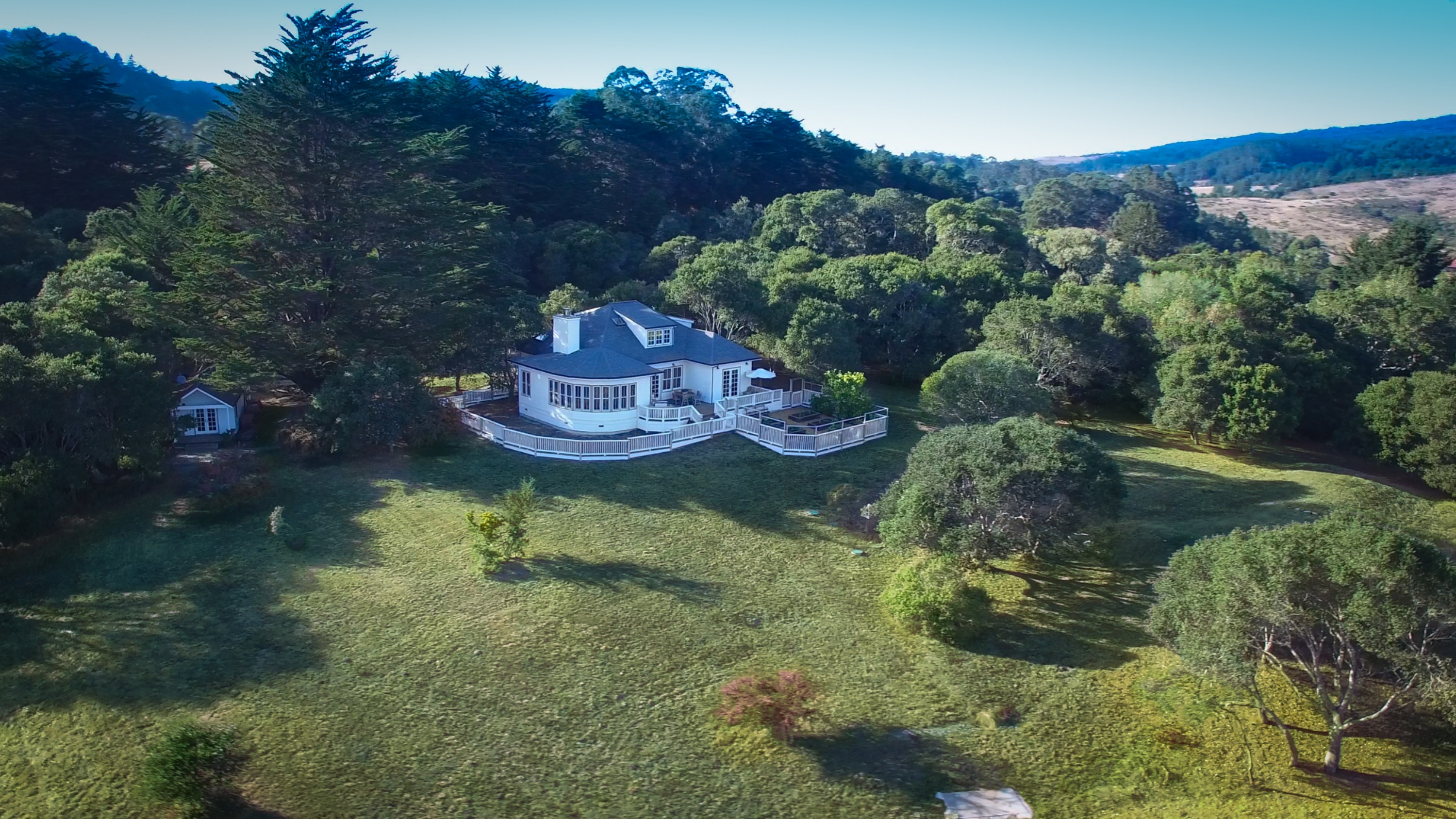 Terreno por un Venta en An epic Bolinas setting for both family and friends 330 - 280 Horseshoe Hill Road Bolinas, California, 94924 Estados Unidos