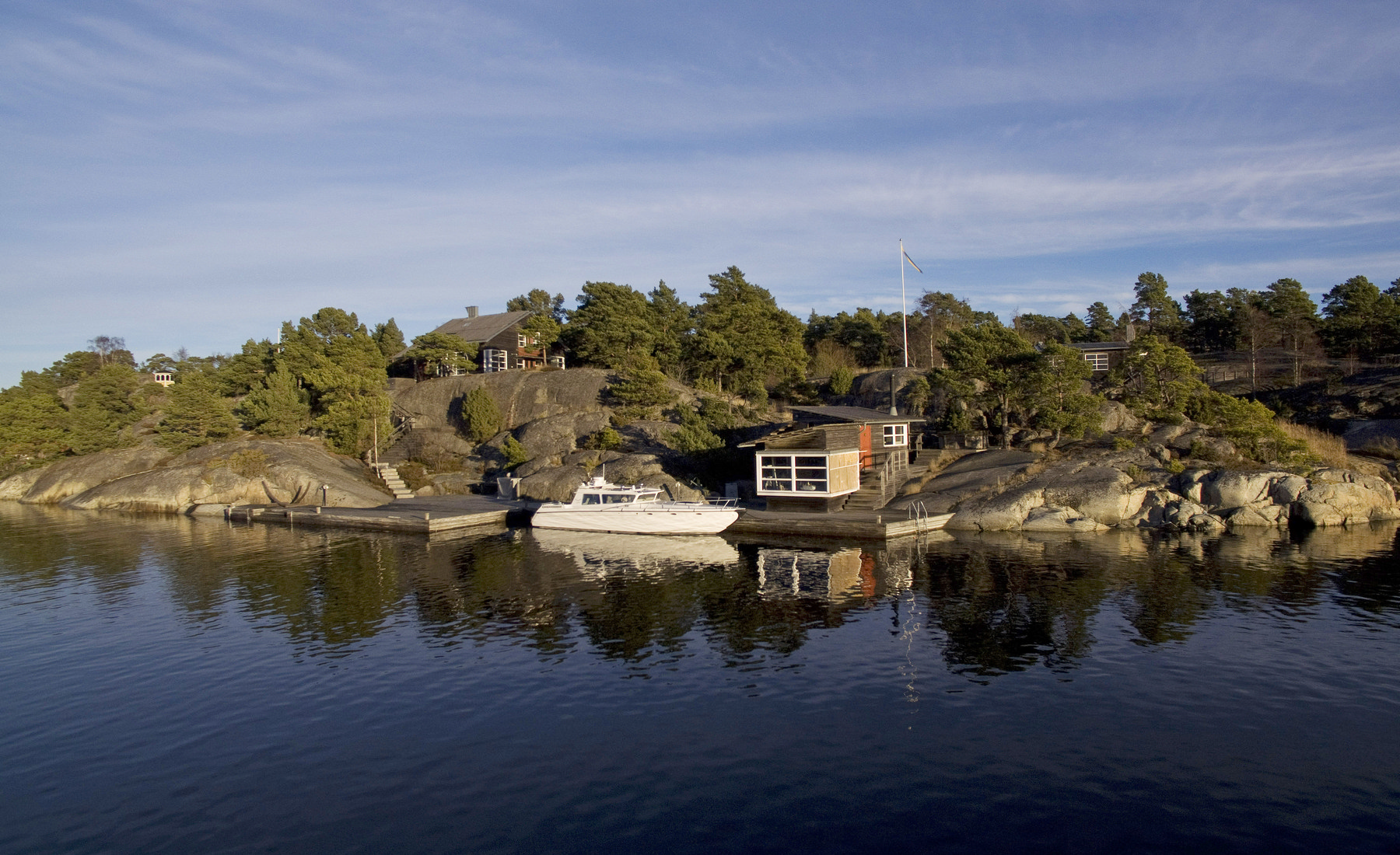 sales property at Exclusive waterfront property