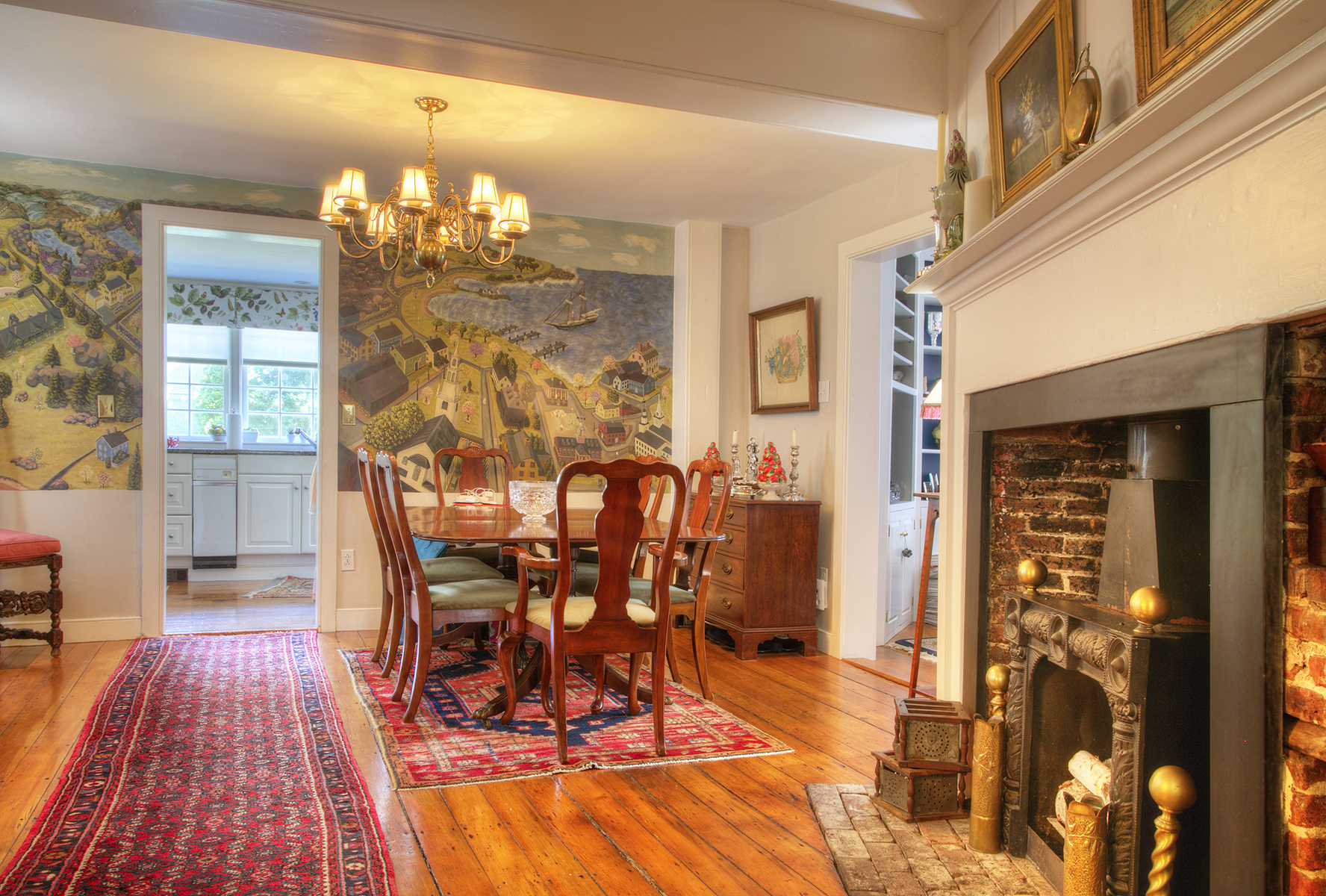Additional photo for property listing at James Nicol House 42 Thames Street Newport, Rhode Island 02840 United States