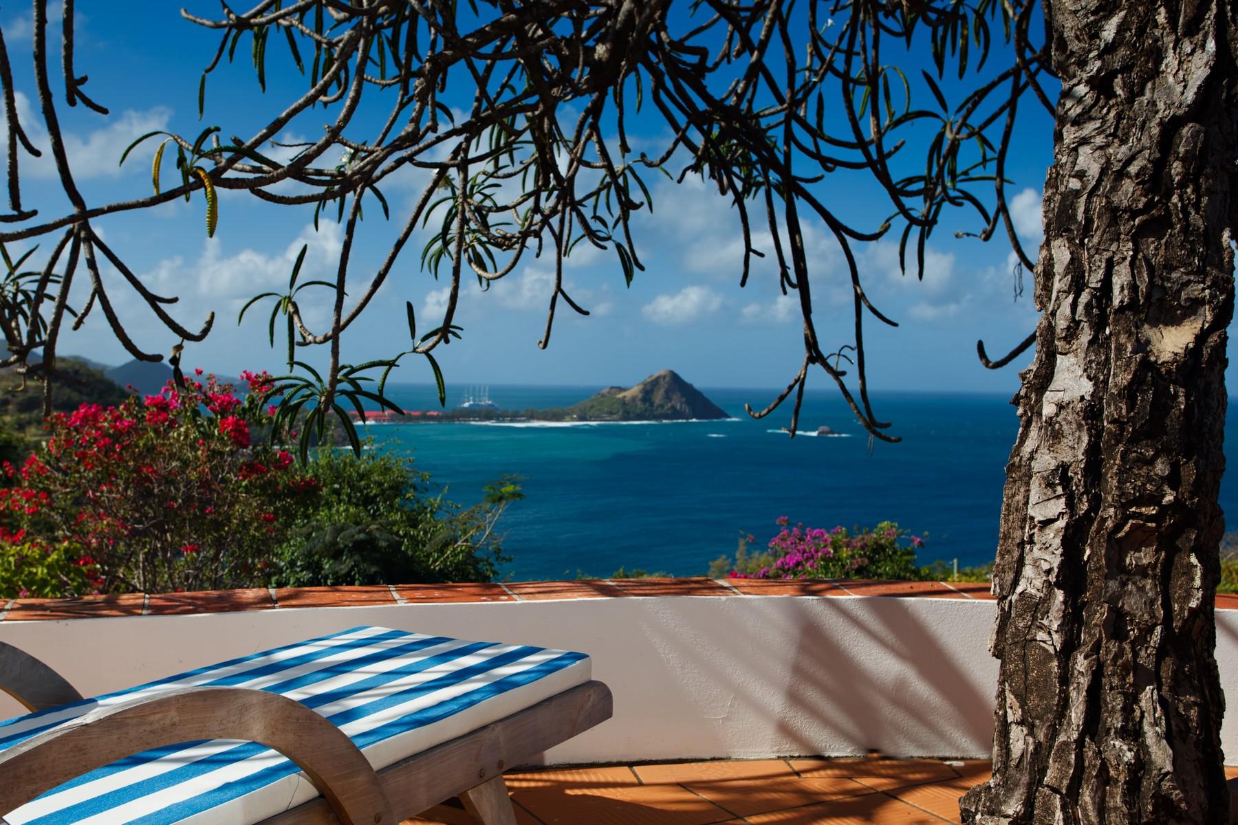 Nhà ở một gia đình vì Bán tại Xanadu Cap Estate, Gros-Islet, St. Lucia