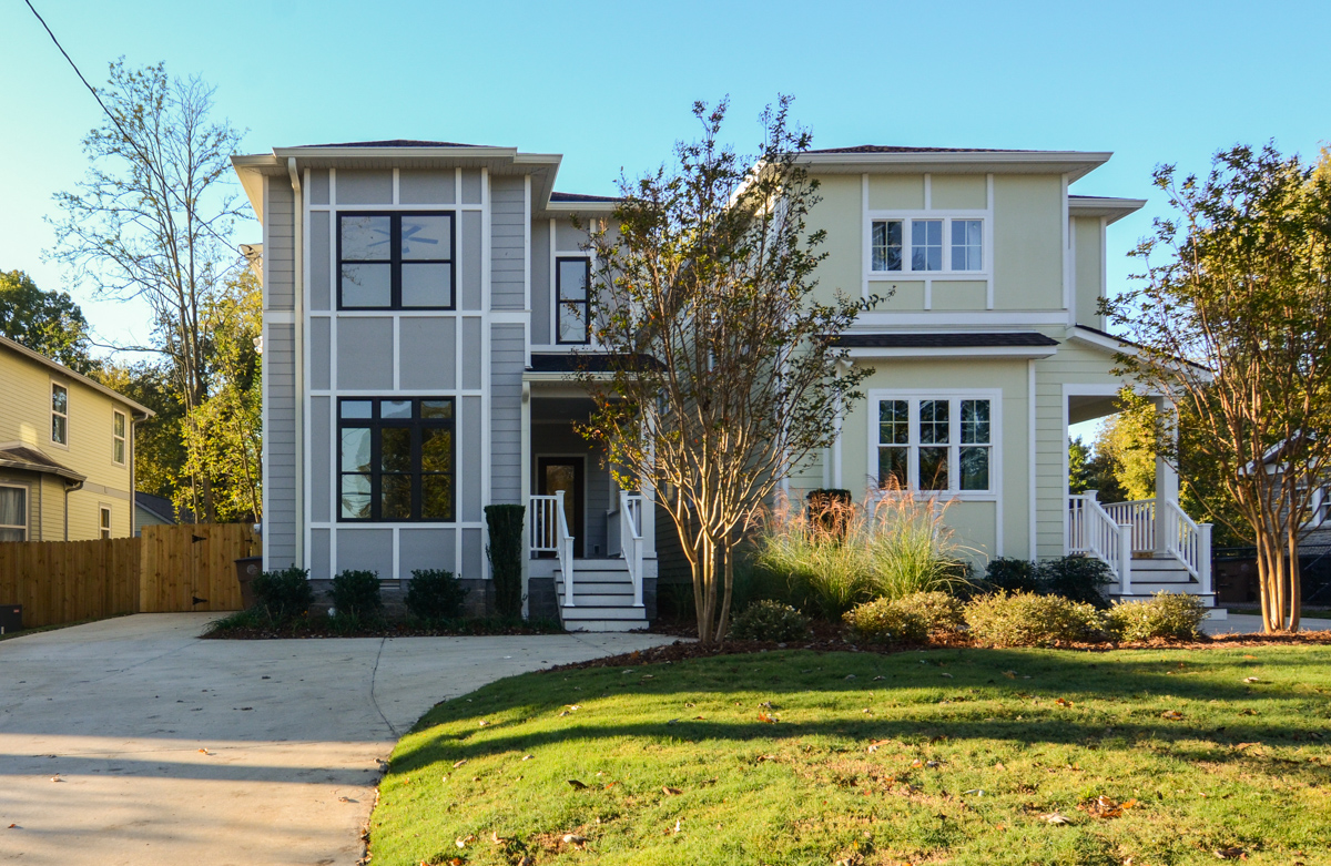 Single Family Home for Sale at Thoughtfully Designed East Nashville New Construction 2222 Carter Avenue Nashville, Tennessee, 37206 United States