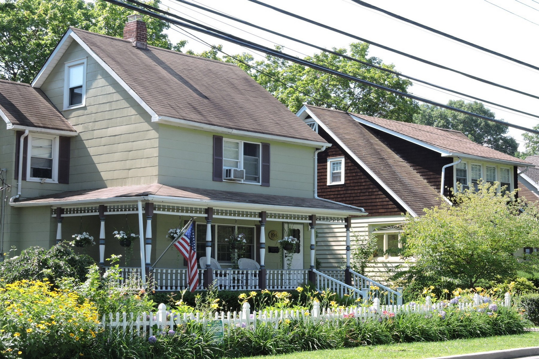 Property For Sale at Updated Vintage Colonial