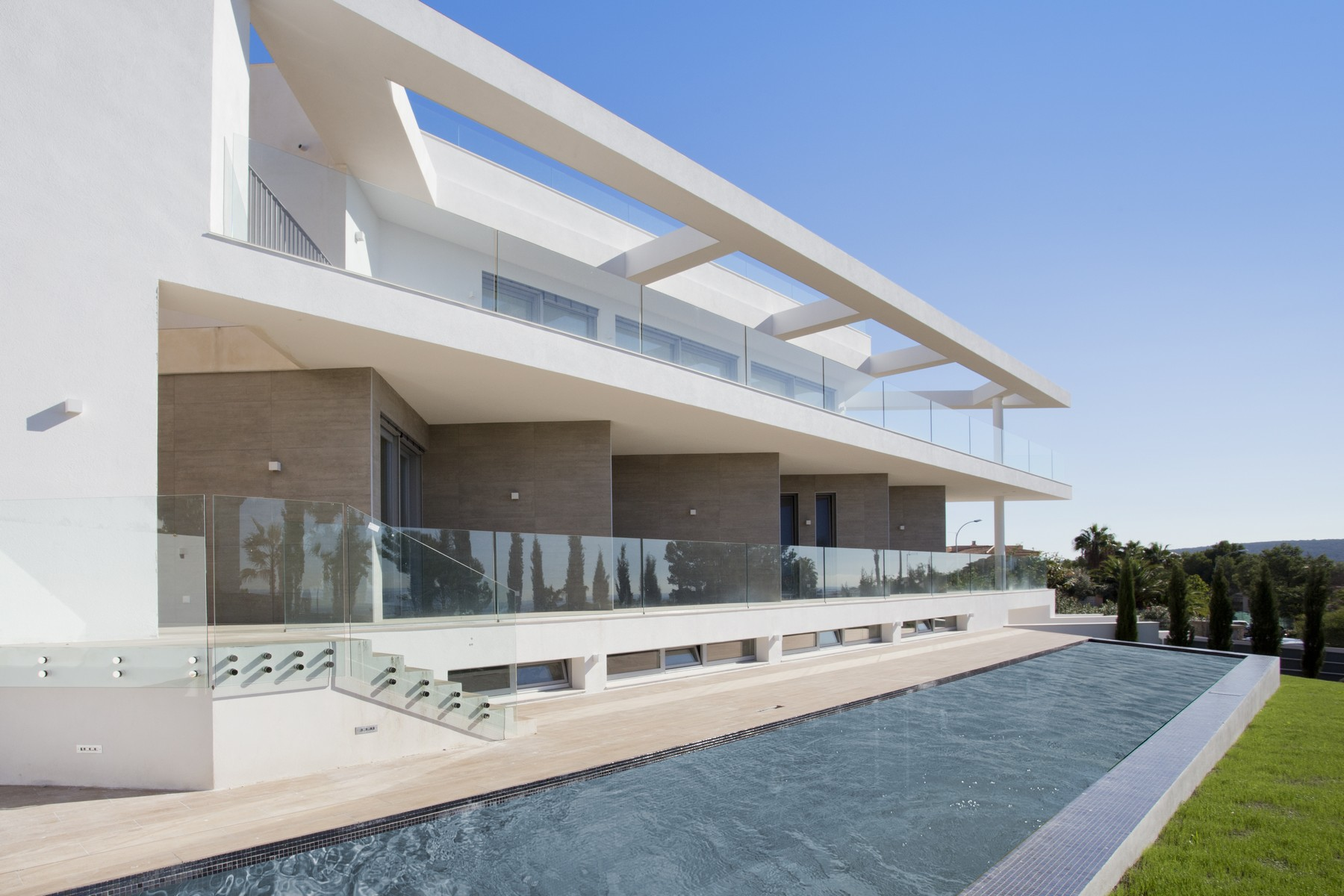 Single Family Home for Sale at Villa with sea views in Nova Santa Ponsa Santa Ponsa, Mallorca, 07180 Spain