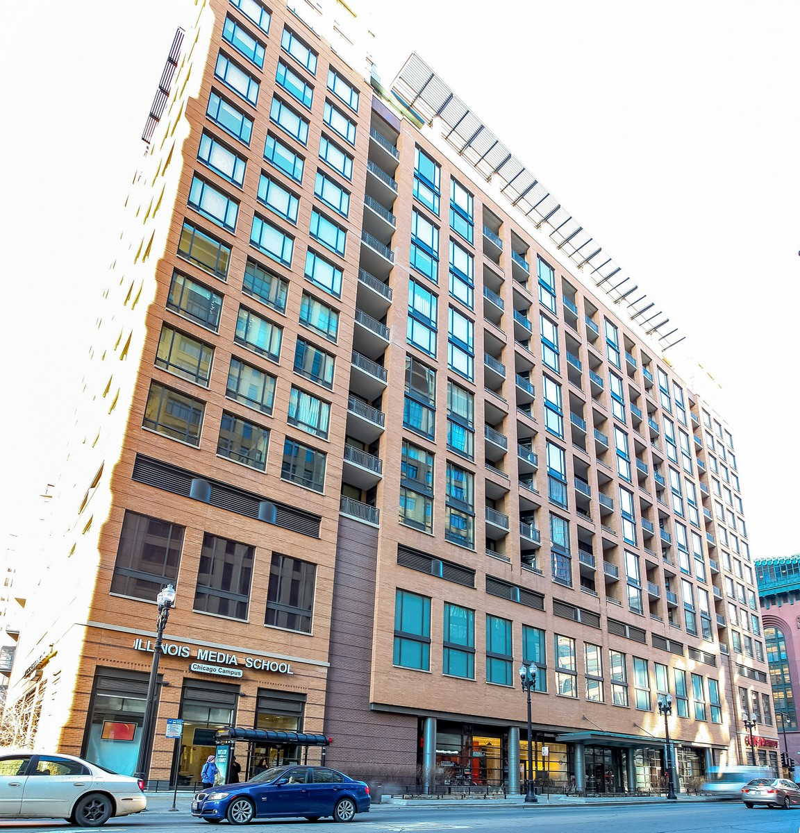 sales property at 2 bed/2 bath at Library Tower in Printers Row