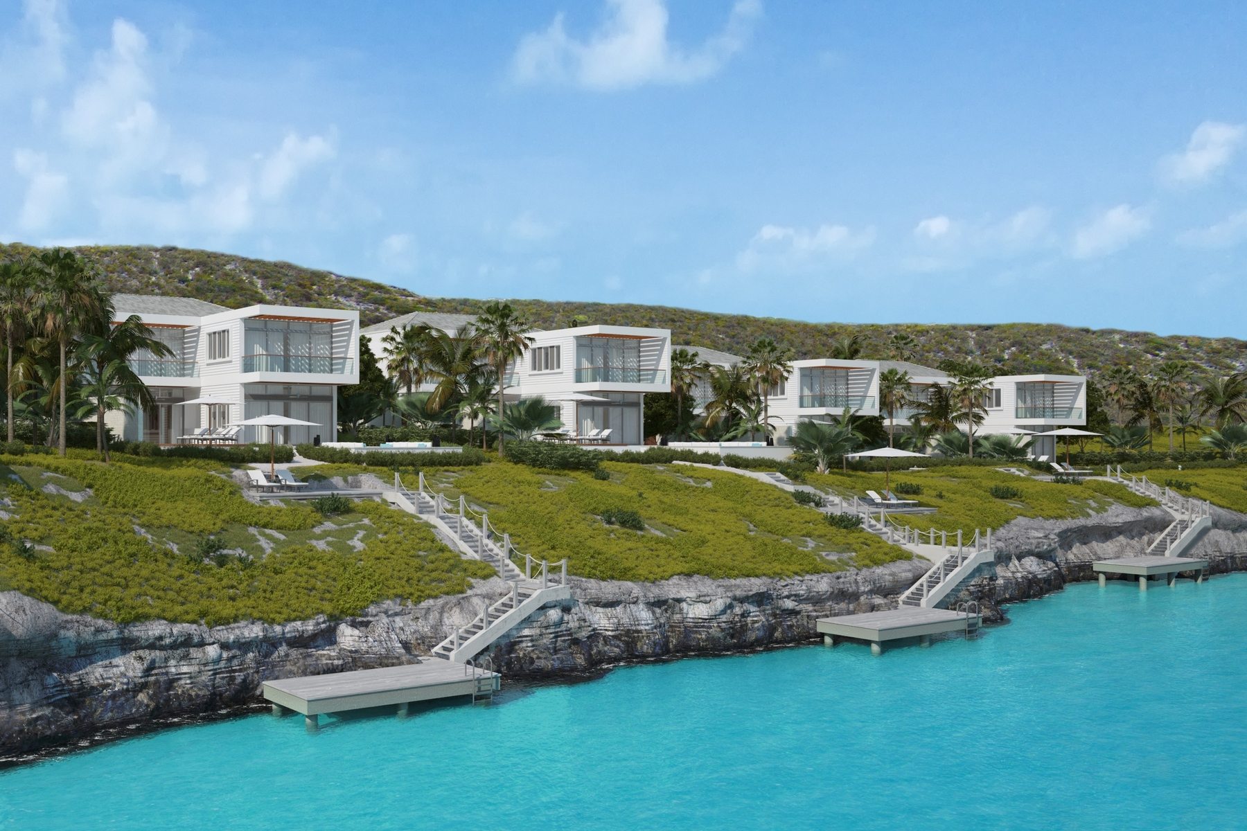 Single Family Home for Sale at Wymara Villa - 5 Bedroom Design Waterfront Turtle Tail, Providenciales TCI Turks And Caicos Islands