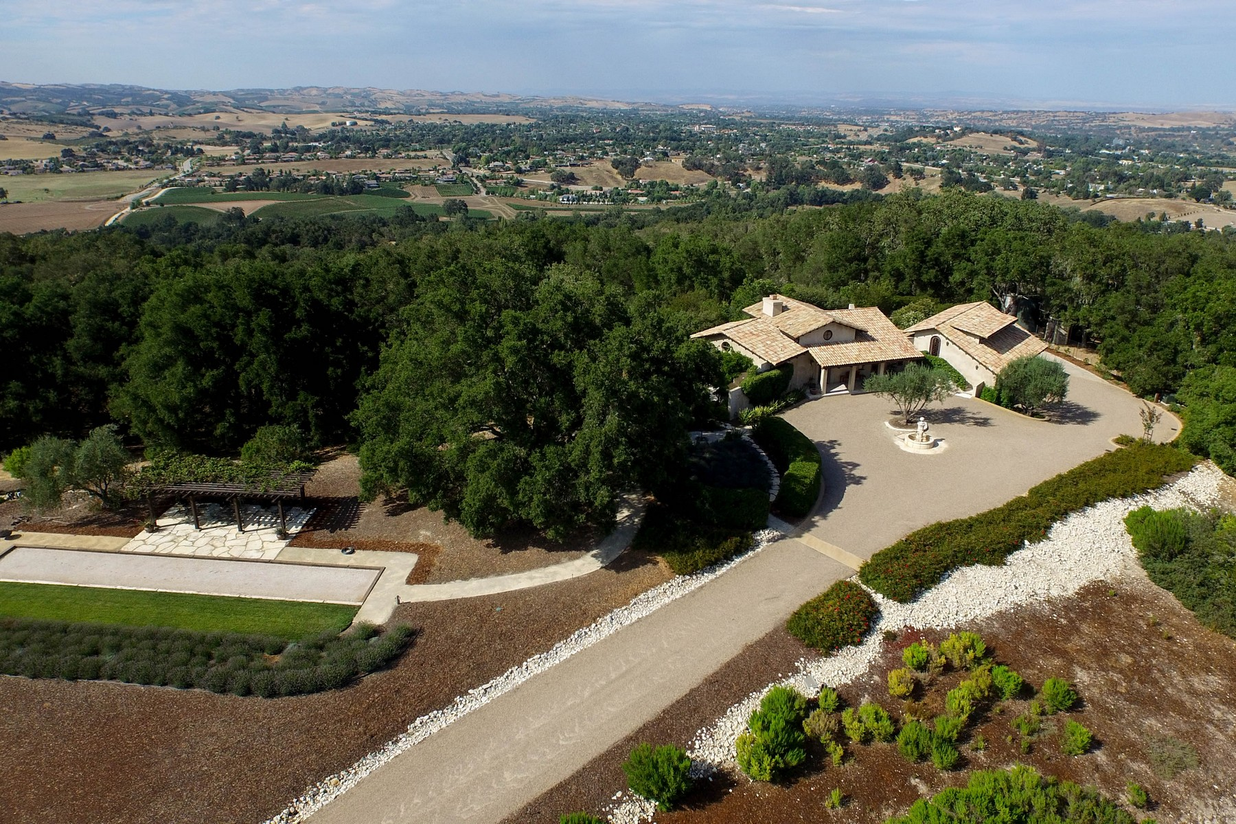 Property For Sale at Custom Built Tuscan Villa