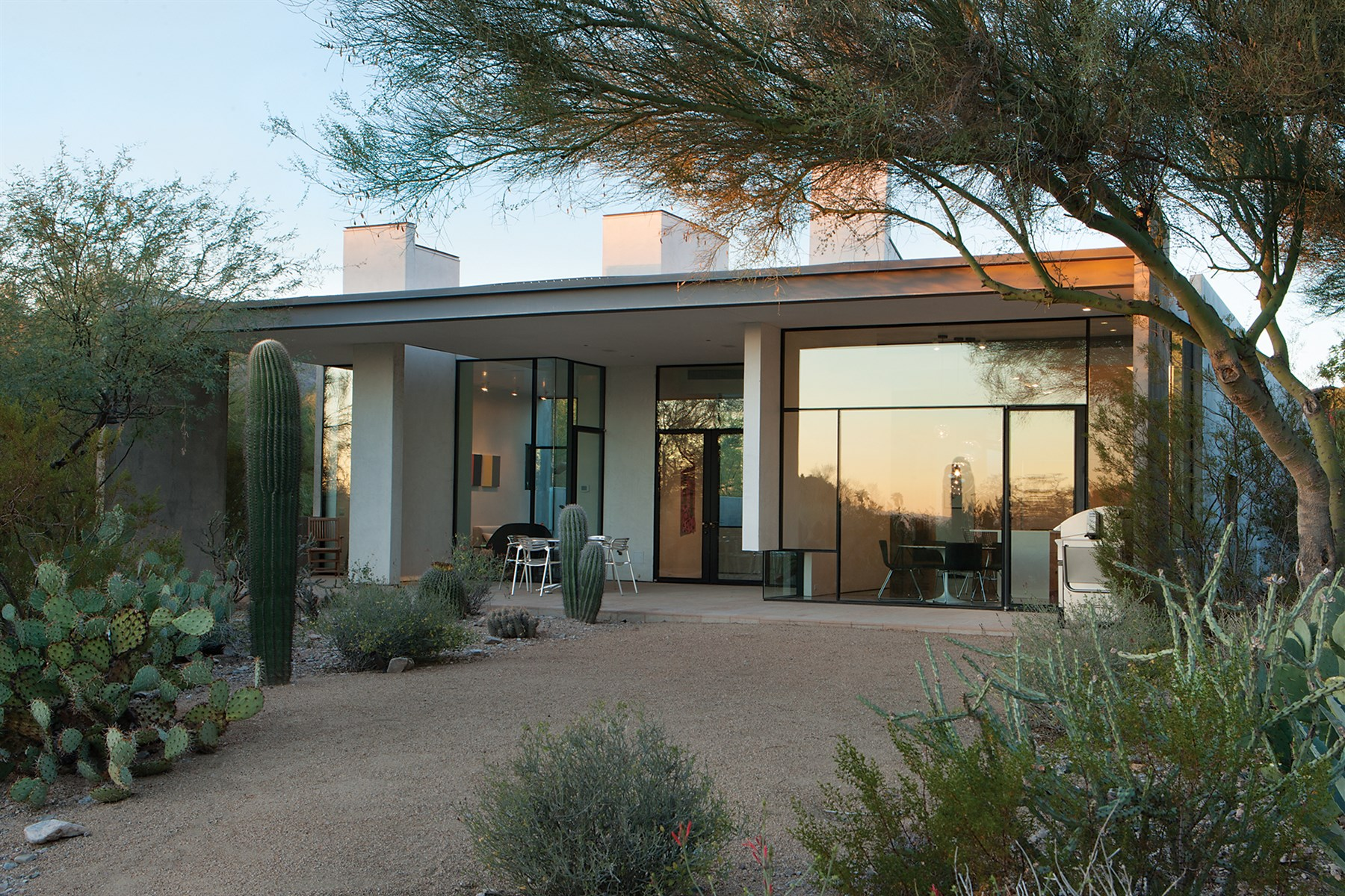 Maison unifamiliale pour l Vente à The Planar House 6737 N 48th St Paradise Valley, Arizona, 85253 États-Unis