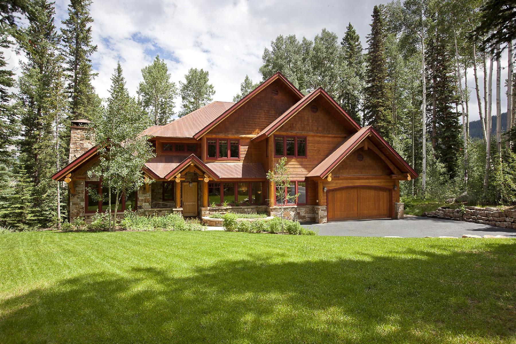 Maison unifamiliale pour l Vente à 120 High Country Road 120 High Country Road Mountain Village Mountain Village, Telluride, Colorado, 81435 États-Unis