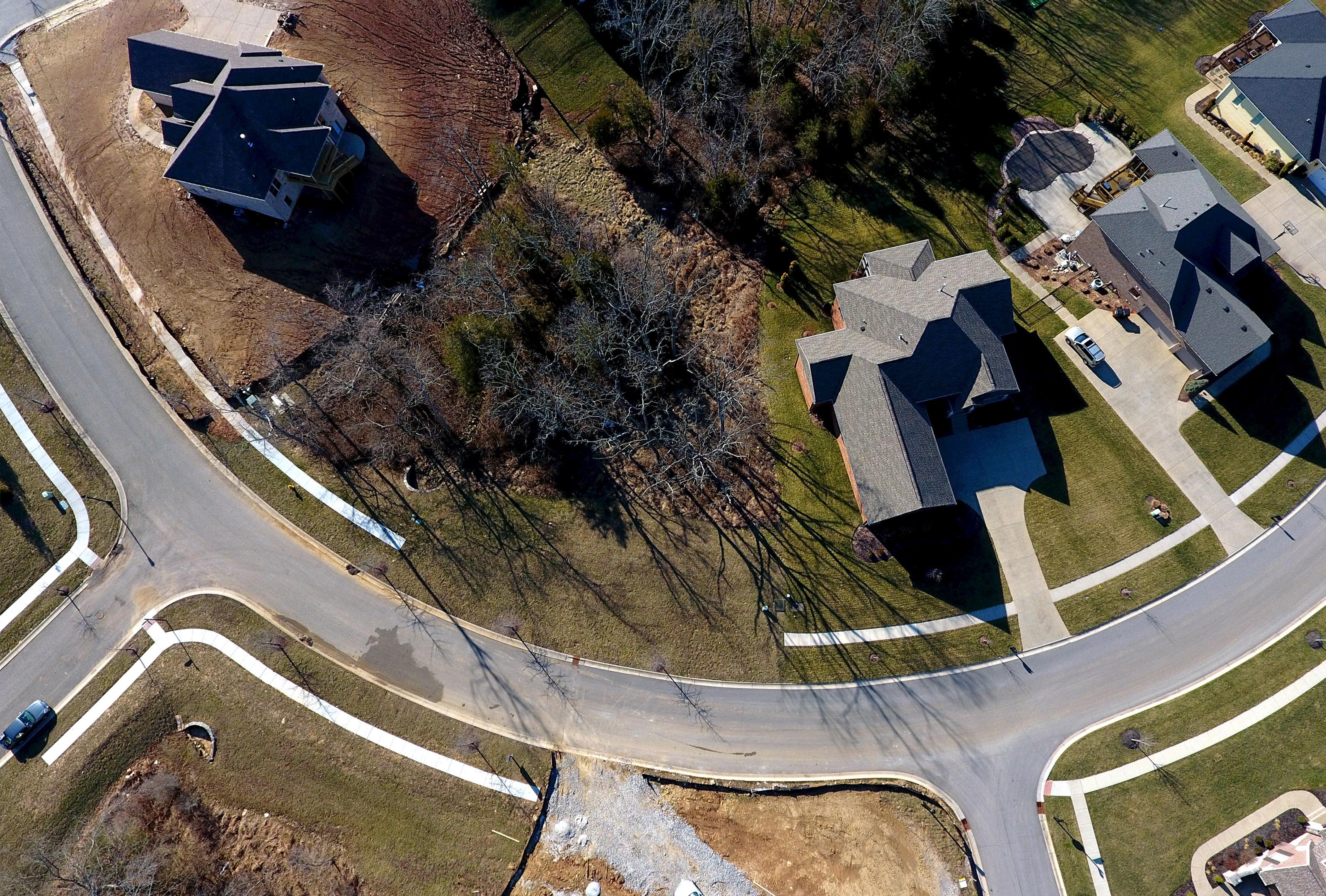 토지 용 매매 에 17008 Shakes Creek Drive Fisherville, 켄터키, 40023 미국