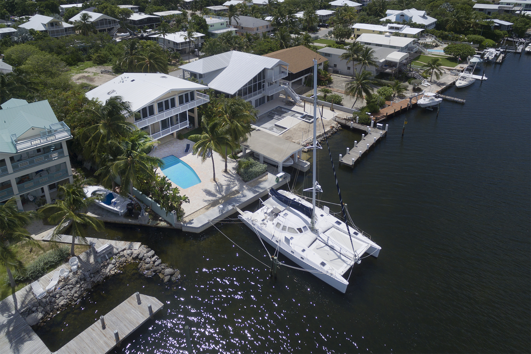 sales property at Fabulous Bayfront Home